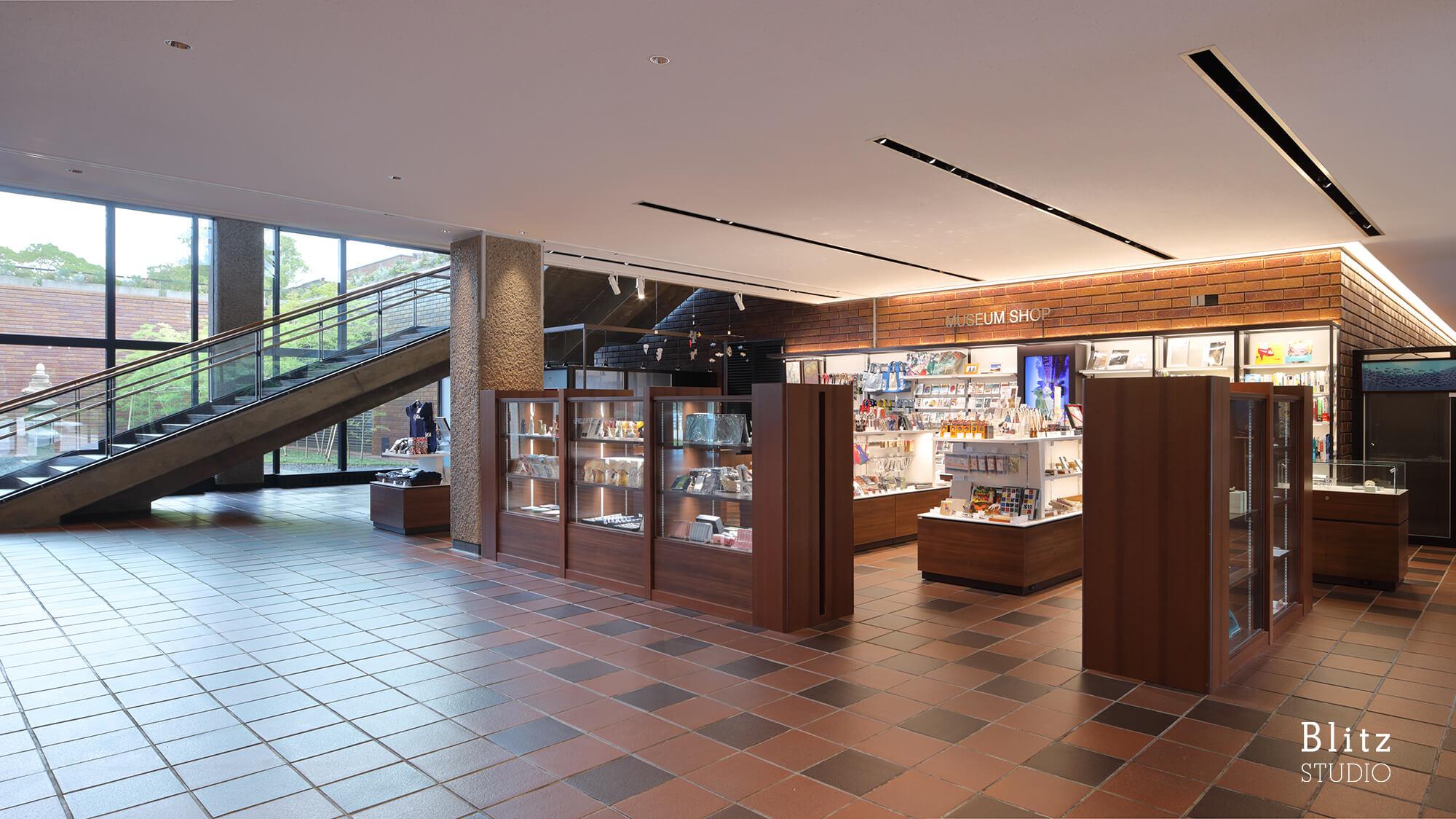 『福岡市美術館リニューアル』-福岡県福岡市-建築写真・竣工写真・インテリア写真1