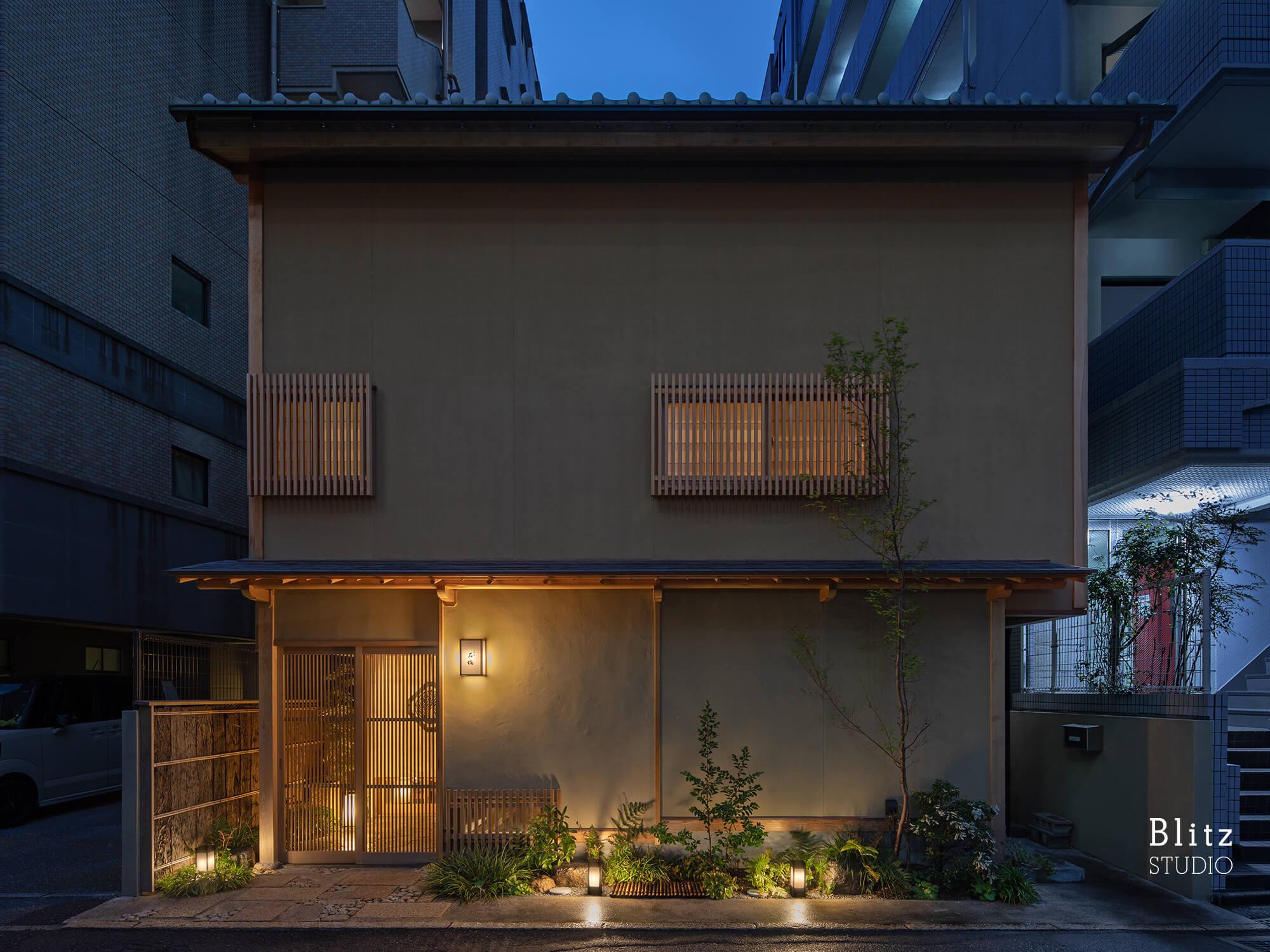 『一本木 石橋』-福岡県福岡市-建築写真・竣工写真・インテリア写真1