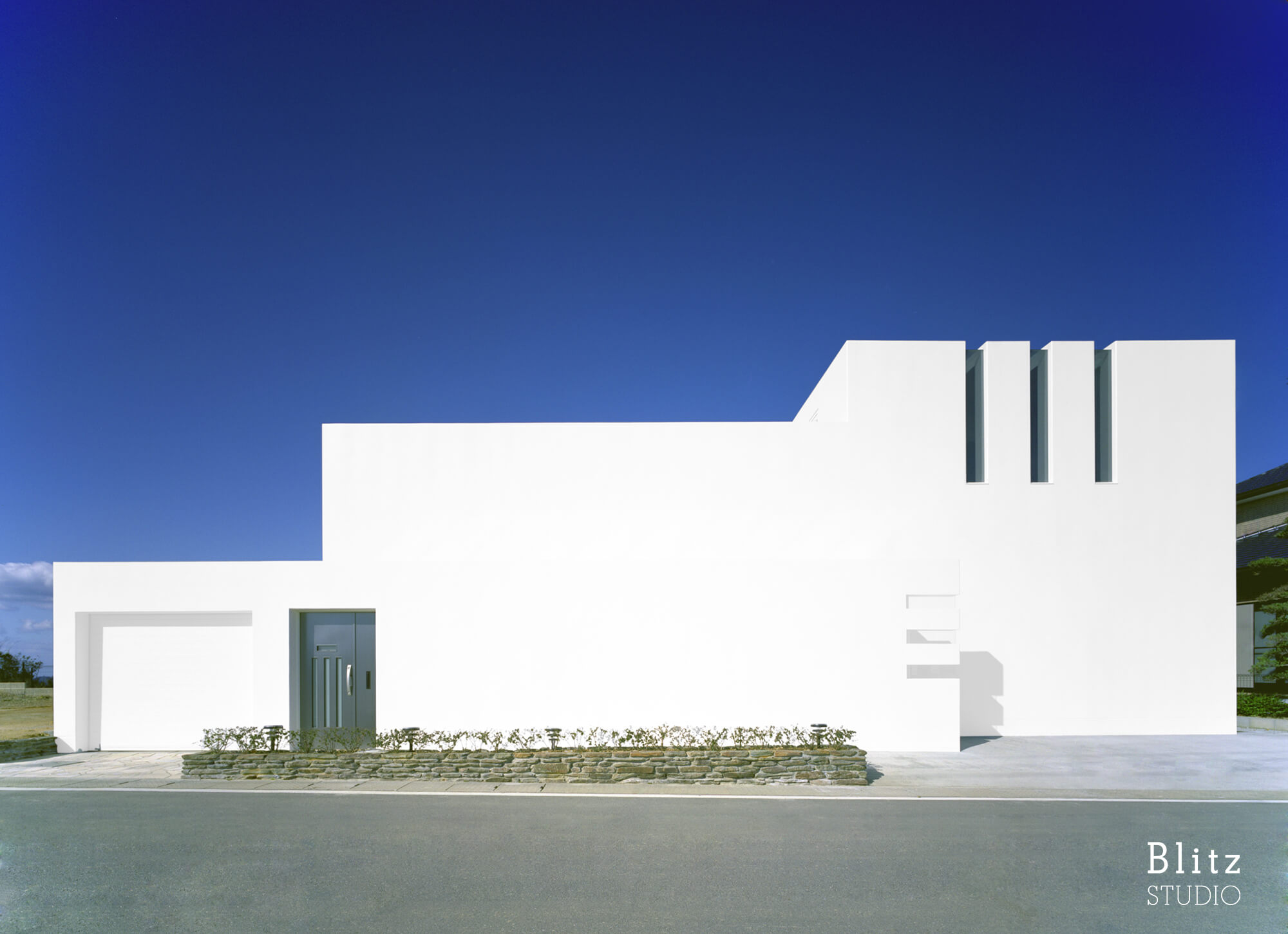 『劉邸』-長崎県長崎市-建築写真・竣工写真・インテリア写真1