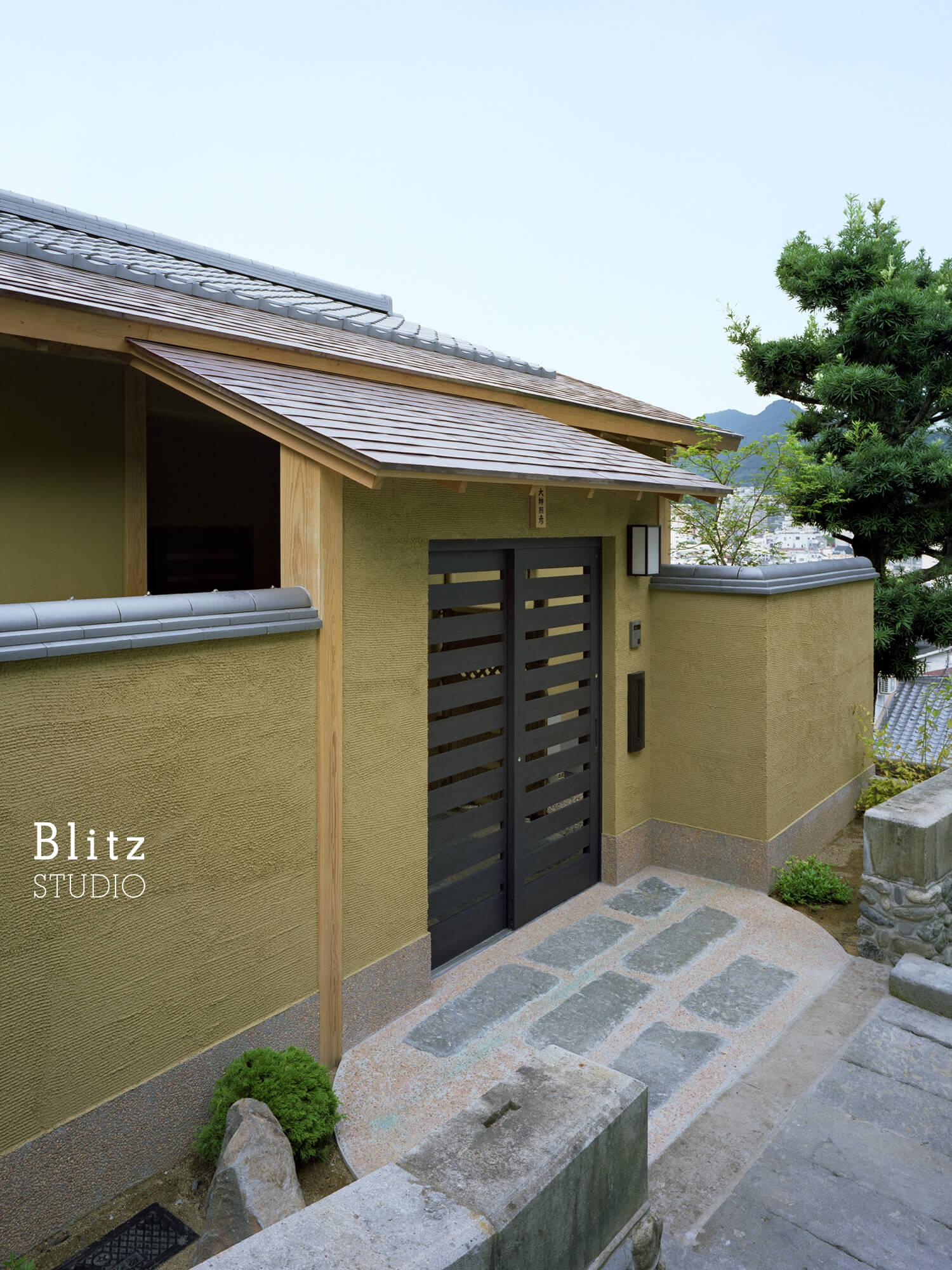 『諏訪神社職舎』-長崎県長崎市-建築写真・竣工写真・インテリア写真2