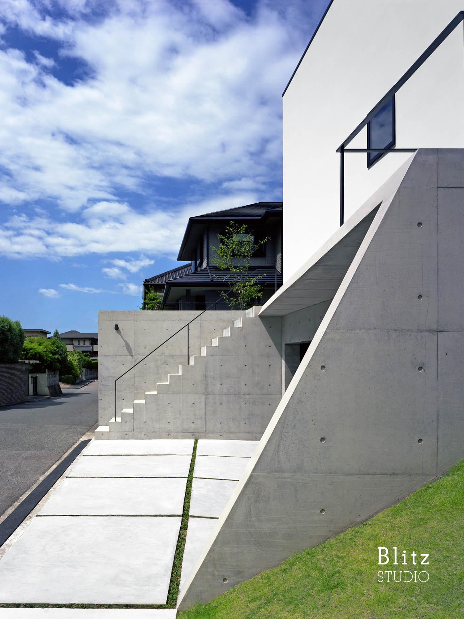 『美和台の家』-福岡県福岡市-建築写真・竣工写真・インテリア写真1