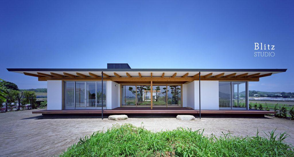 『泊の農家』-福岡県-建築写真・竣工写真・インテリア写真
