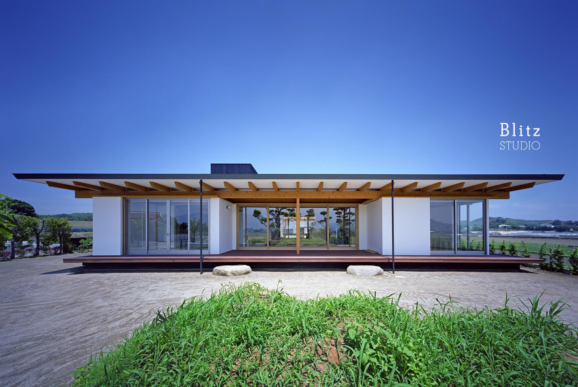 『泊の農家』-福岡県-建築写真・竣工写真・インテリア写真1