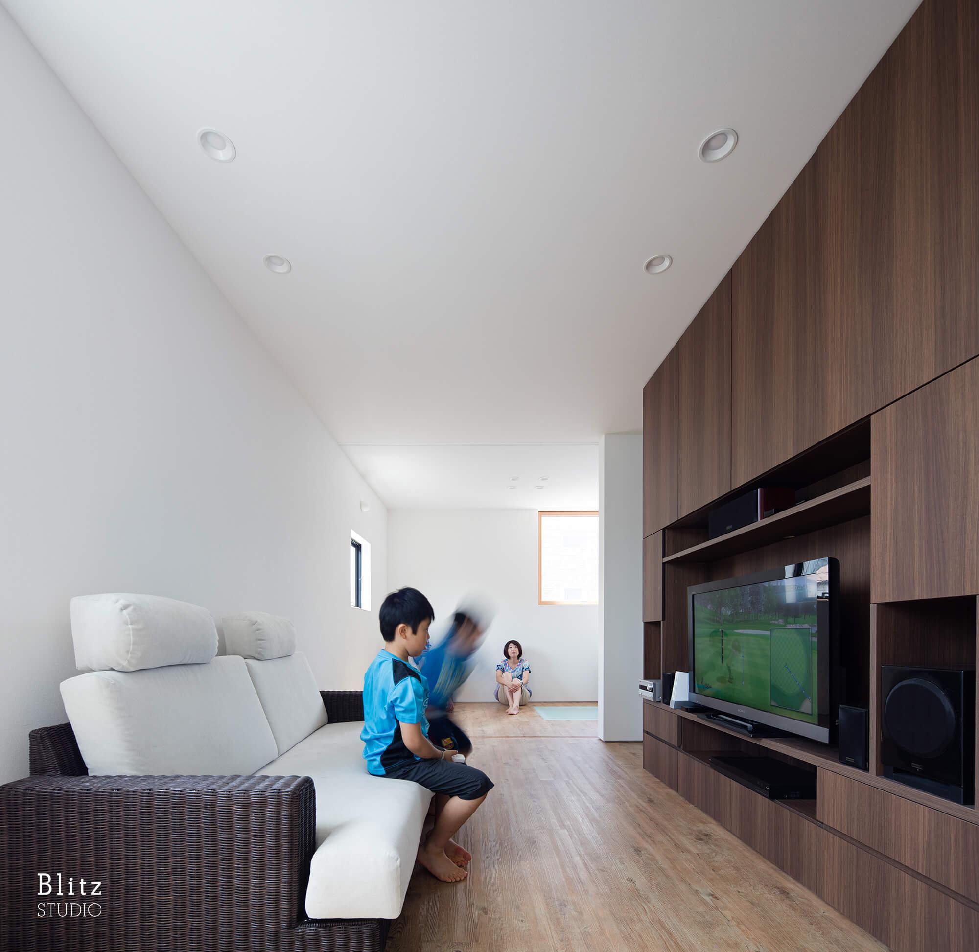 『神楽坂の家』建築写真・竣工写真・インテリア写真10
