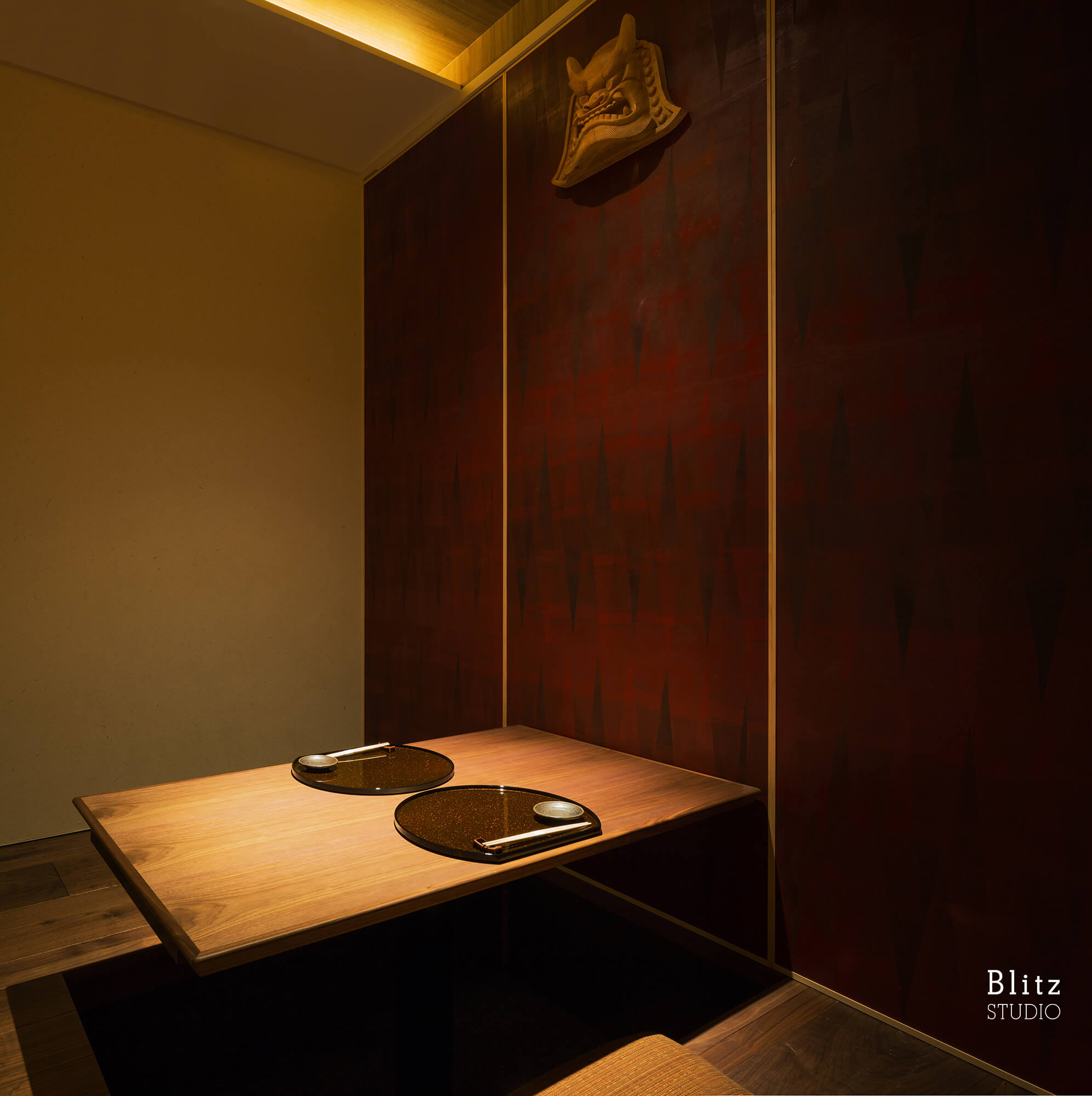 『Dining Bar Mond 2nd / 主水』建築写真・竣工写真・インテリア写真10