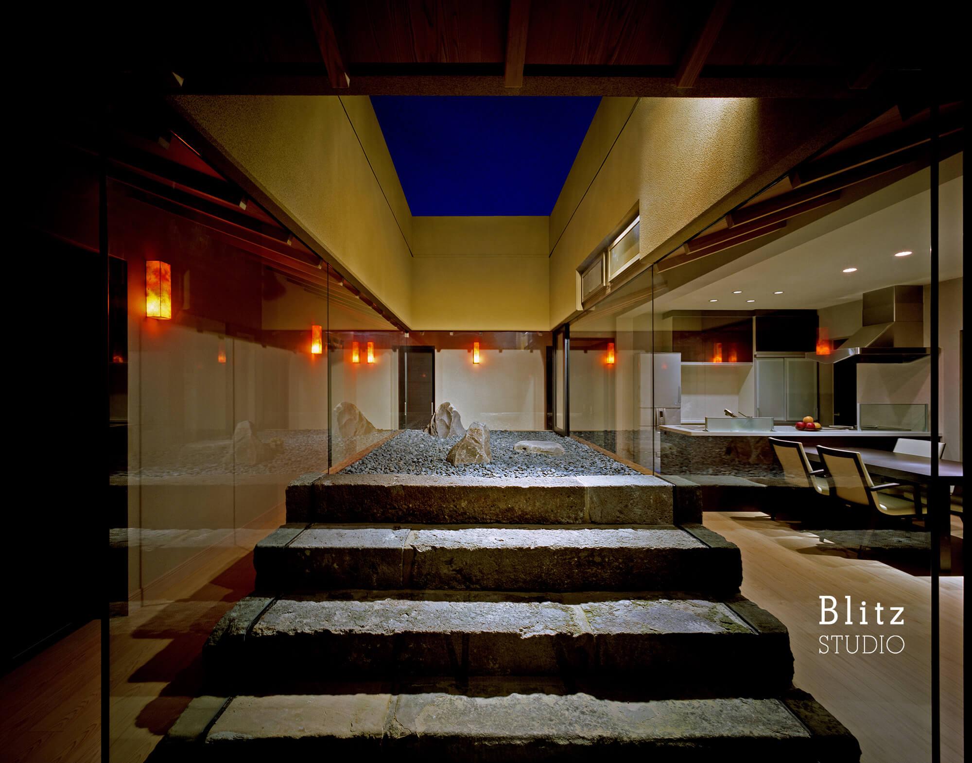『諏訪神社職舎』建築写真・竣工写真・インテリア写真11