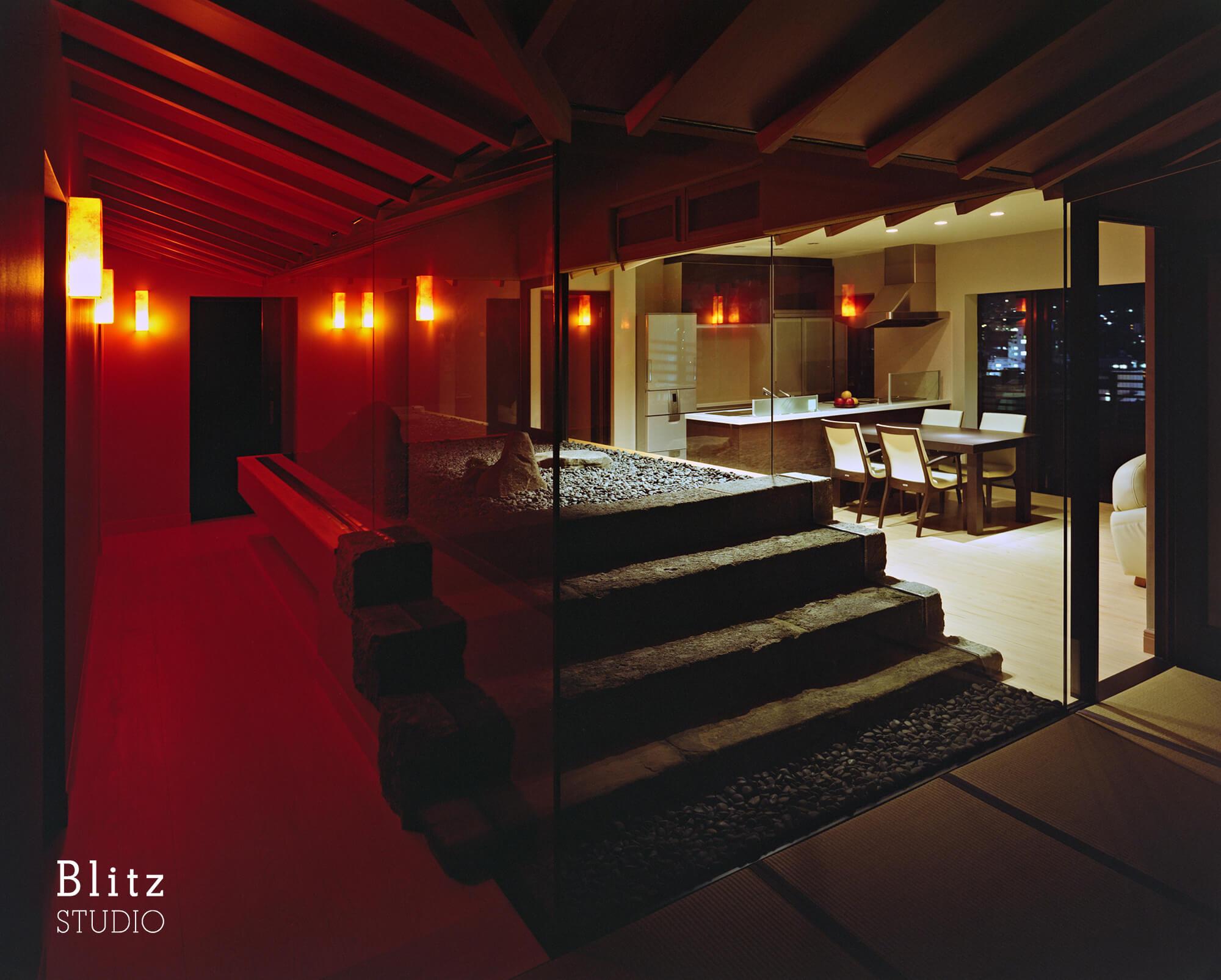 『諏訪神社職舎』建築写真・竣工写真・インテリア写真12