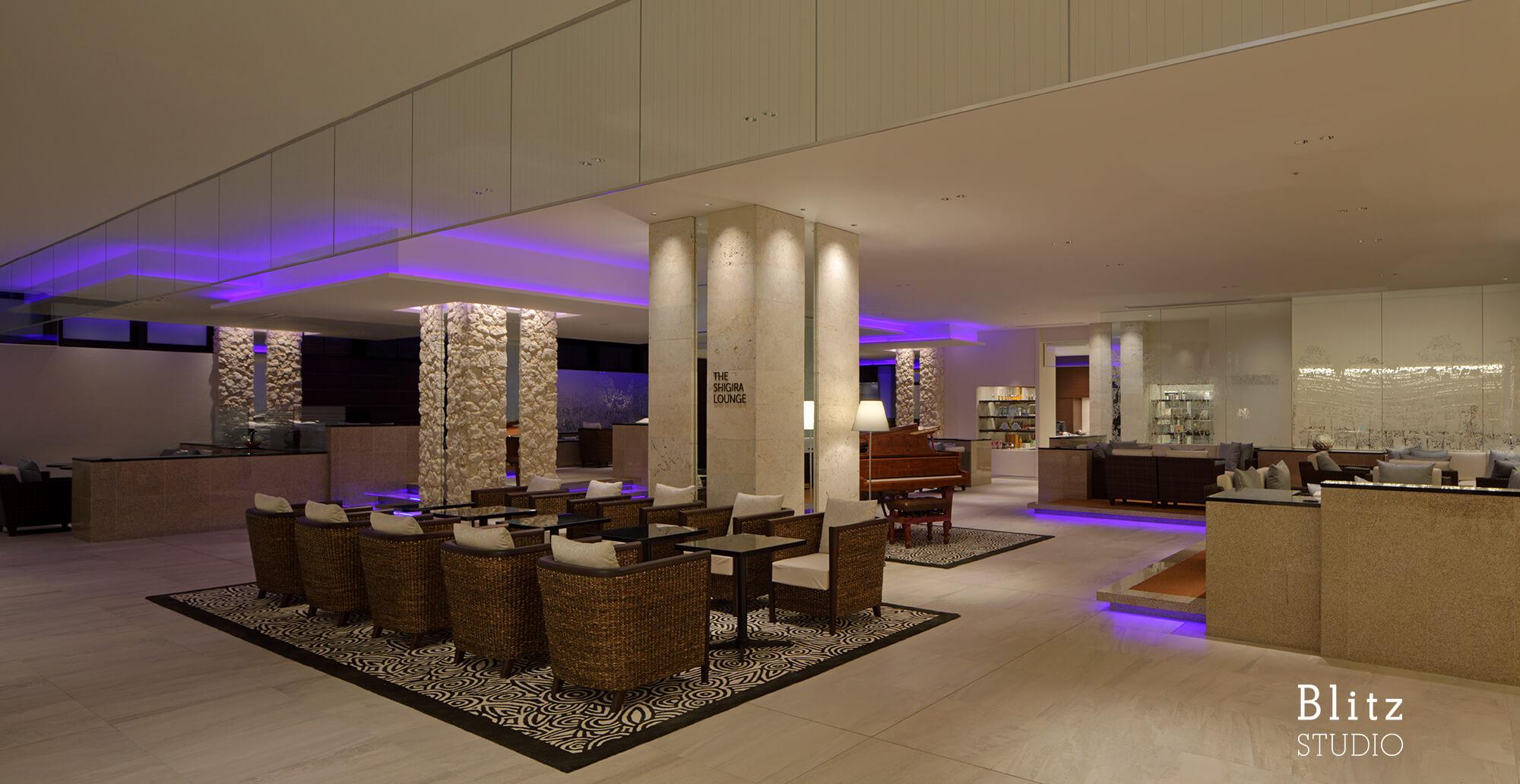 『HOTEL SHIGIRA MIRAGE BAYSIDE』建築写真・竣工写真・インテリア写真12