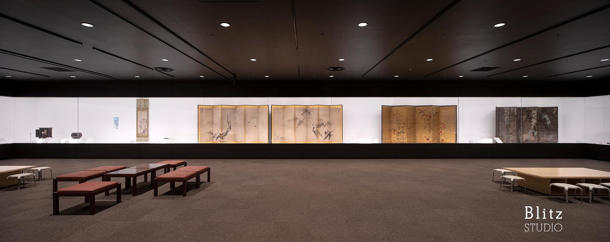 『福岡市美術館リニューアル』建築写真・竣工写真・インテリア写真12