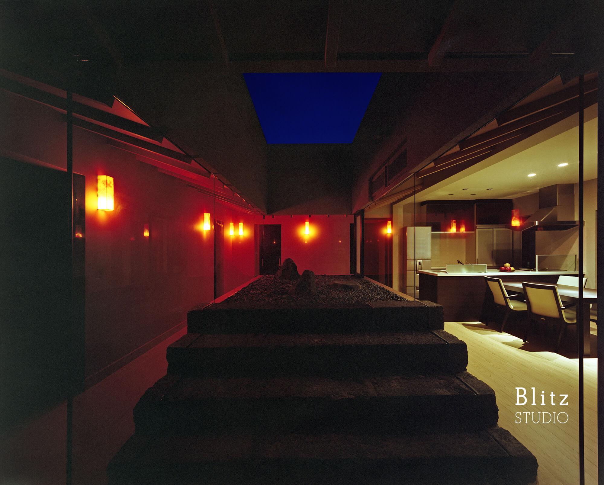 『諏訪神社職舎』建築写真・竣工写真・インテリア写真13