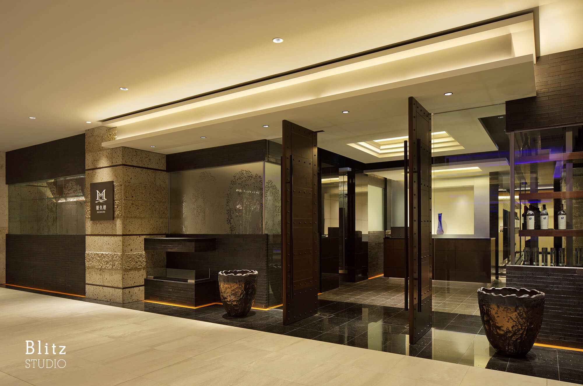 『HOTEL SHIGIRA MIRAGE BAYSIDE』建築写真・竣工写真・インテリア写真13