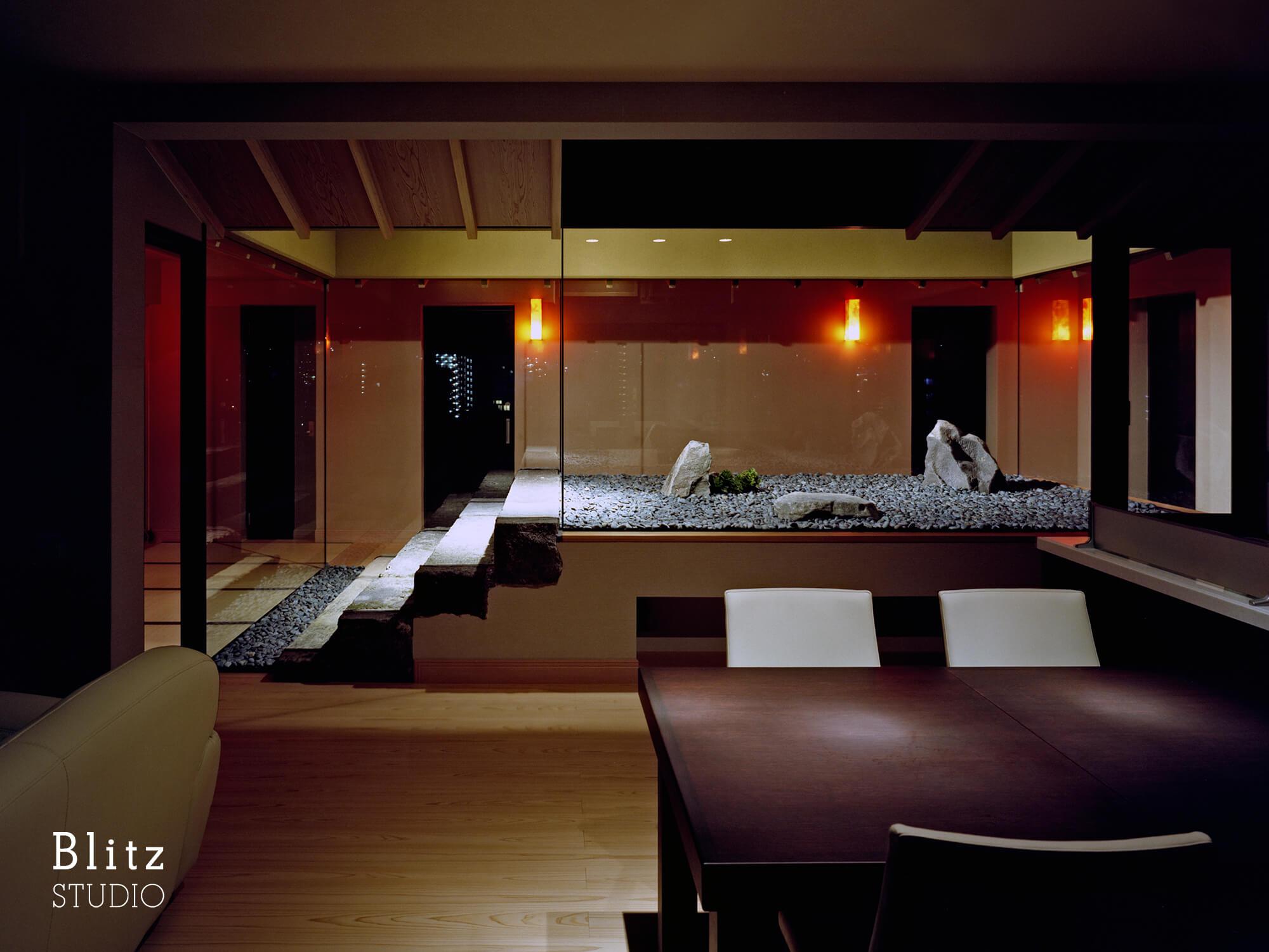 『諏訪神社職舎』建築写真・竣工写真・インテリア写真14
