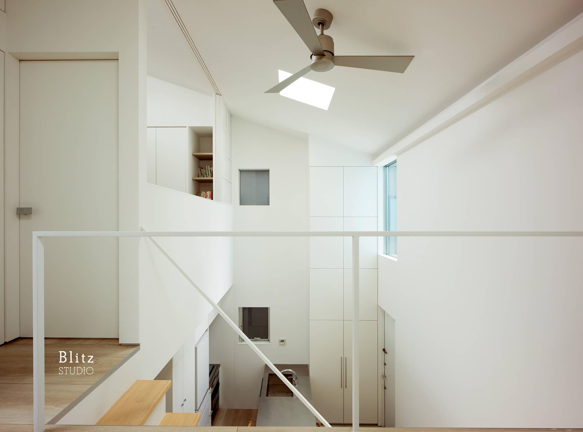 『目黒の家』建築写真・竣工写真・インテリア写真13