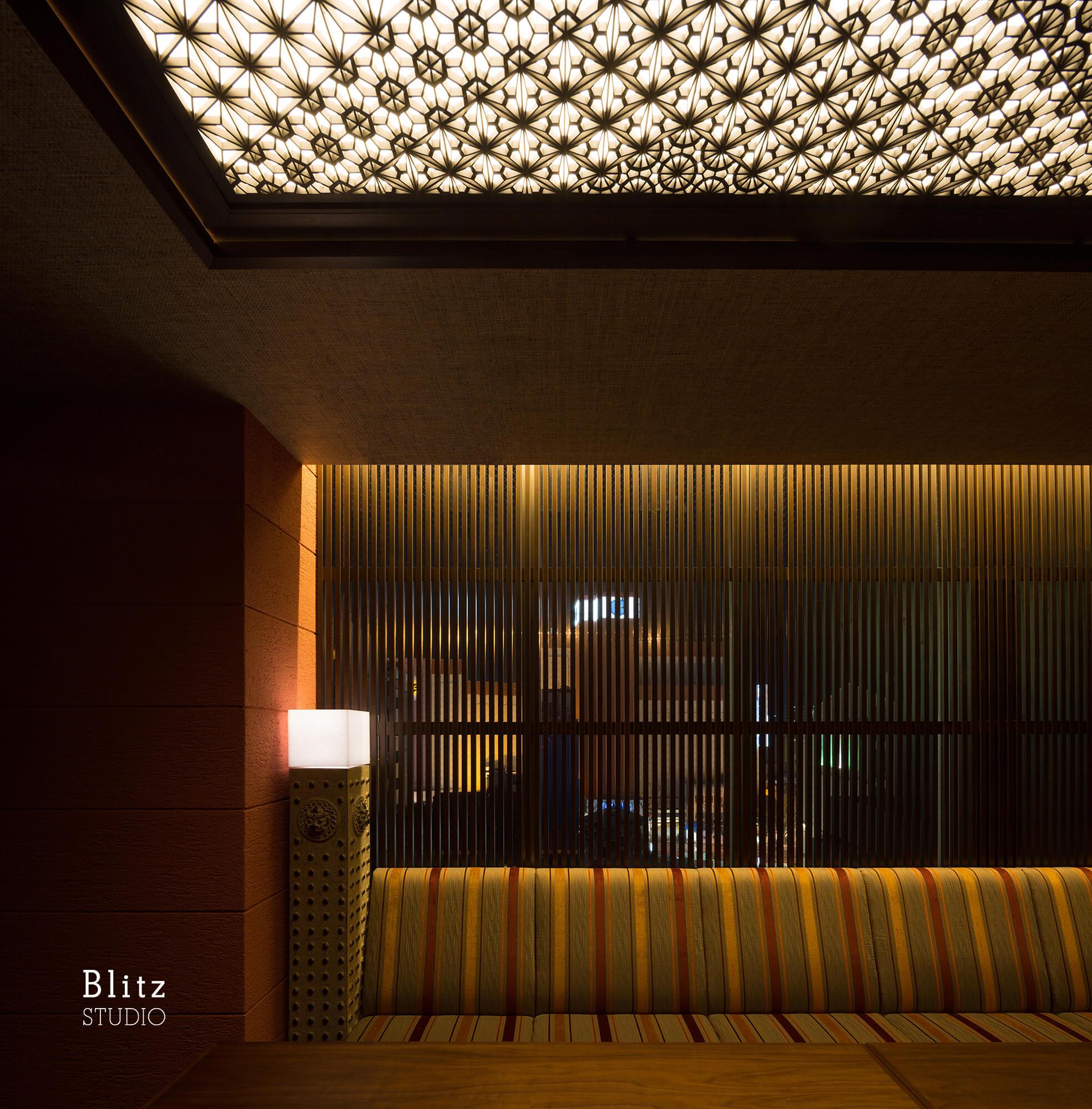 『ダイニングレストラン つきみち』建築写真・竣工写真・インテリア写真14