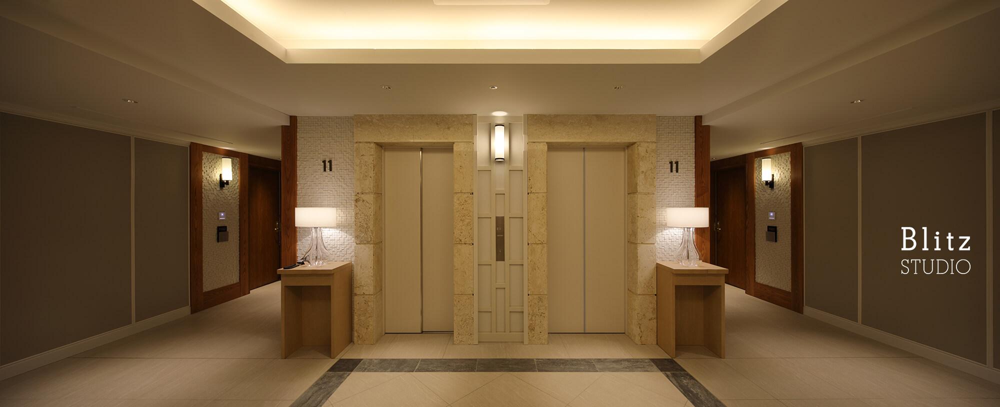 『HOTEL SHIGIRA MIRAGE BAYSIDE』建築写真・竣工写真・インテリア写真15