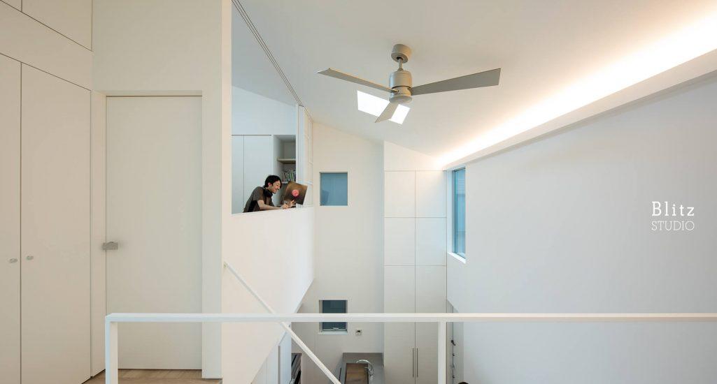 『目黒の家』-東京都目黒区-建築写真・竣工写真・インテリア写真