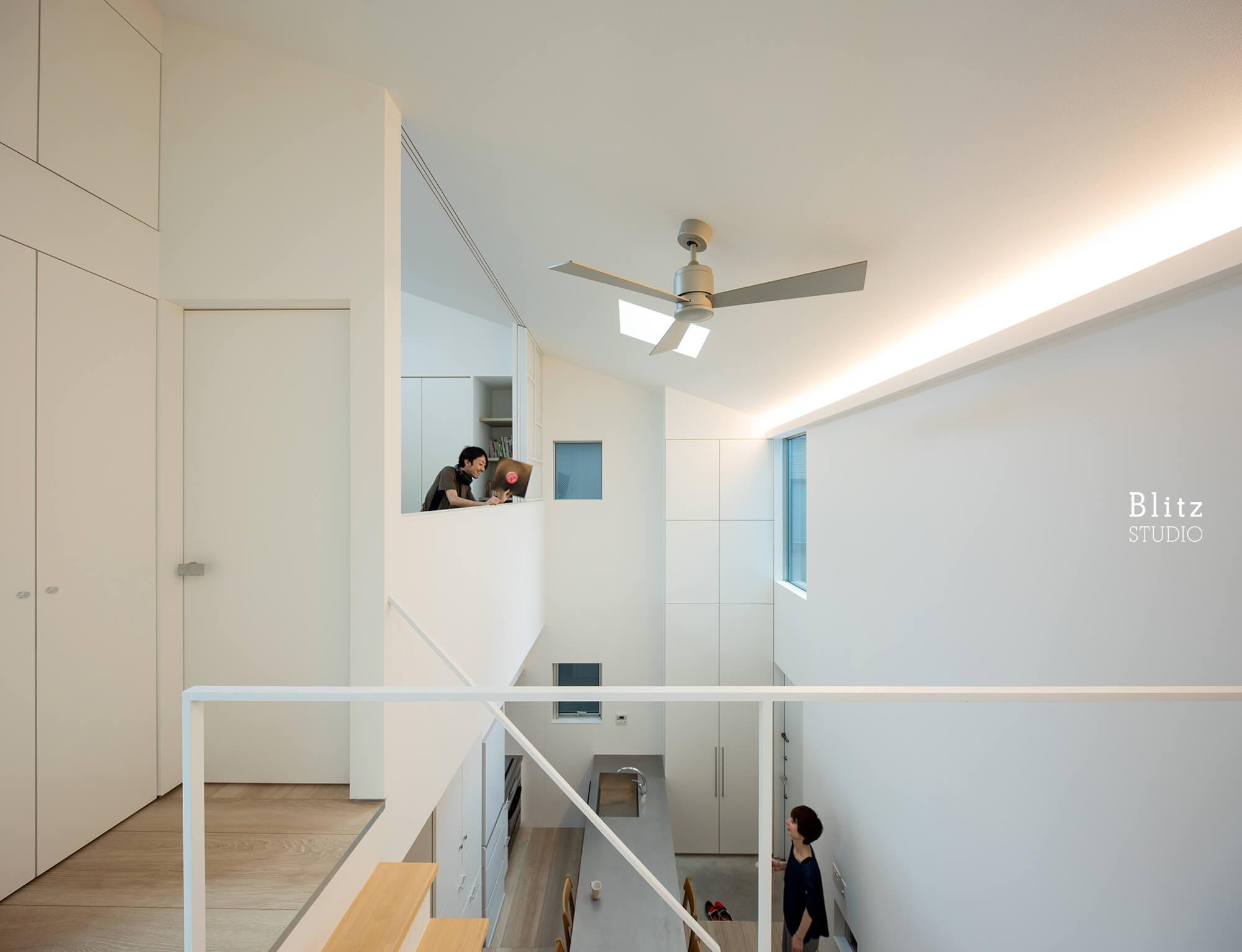 『目黒の家』建築写真・竣工写真・インテリア写真15