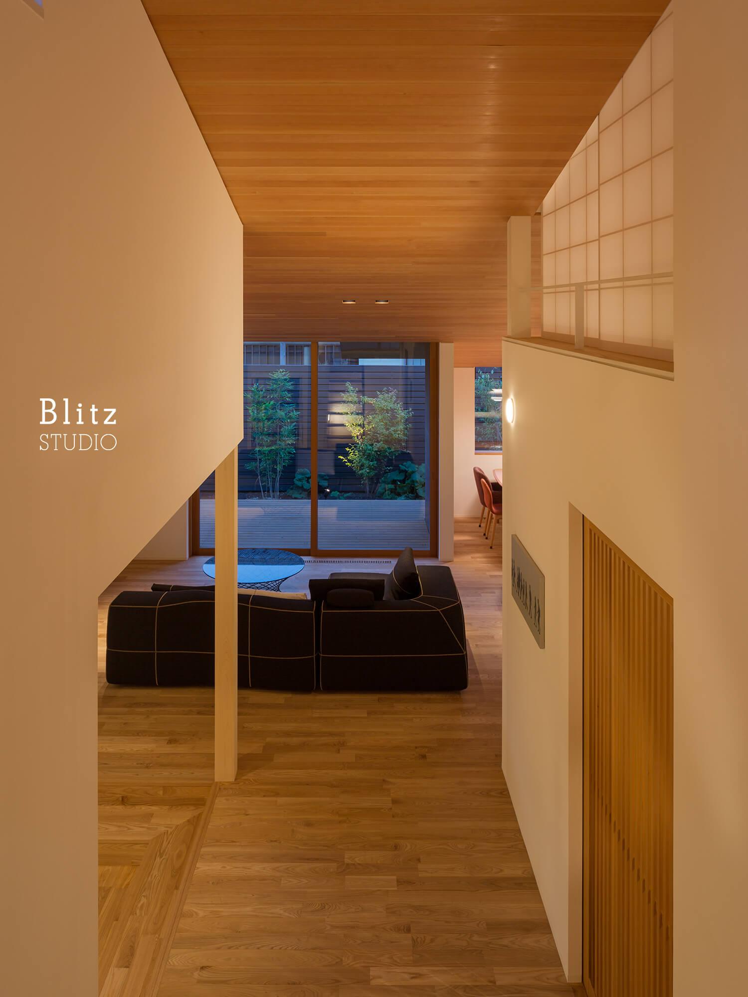 『観世音寺の家』建築写真・竣工写真・インテリア写真17
