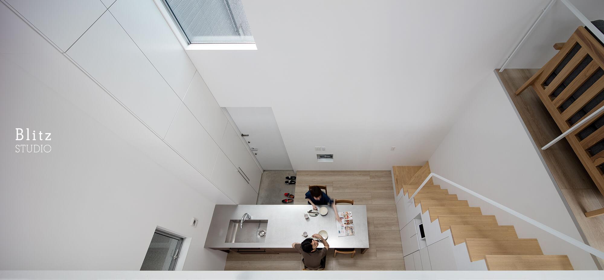 『目黒の家』建築写真・竣工写真・インテリア写真18