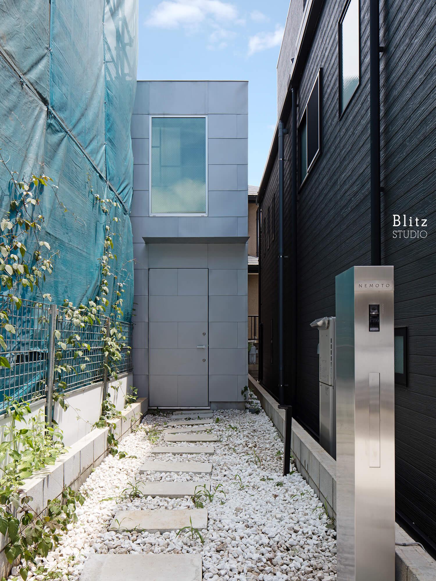 『目黒の家』-東京都目黒区-建築写真・竣工写真・インテリア写真2