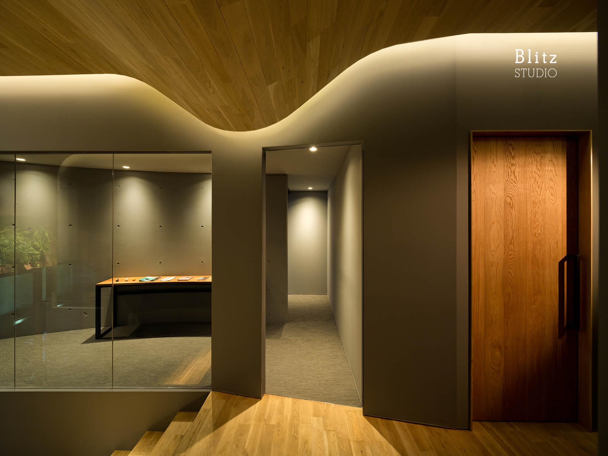 『INTEN』-福岡県福岡市-建築写真・竣工写真・インテリア写真2