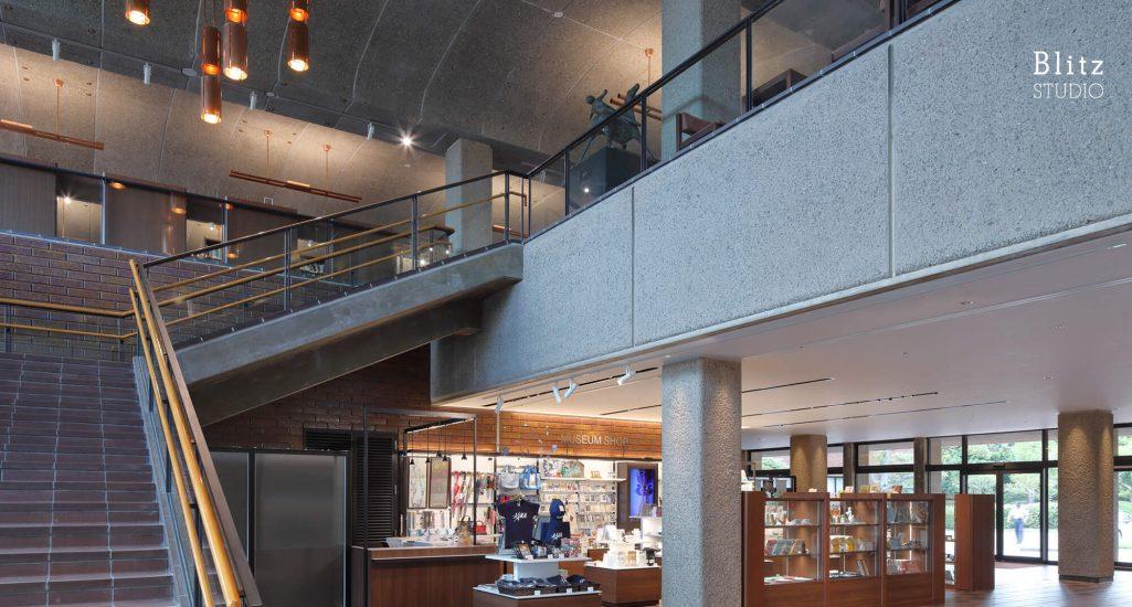 『福岡市美術館リニューアル』-福岡県福岡市-建築写真・竣工写真・インテリア写真
