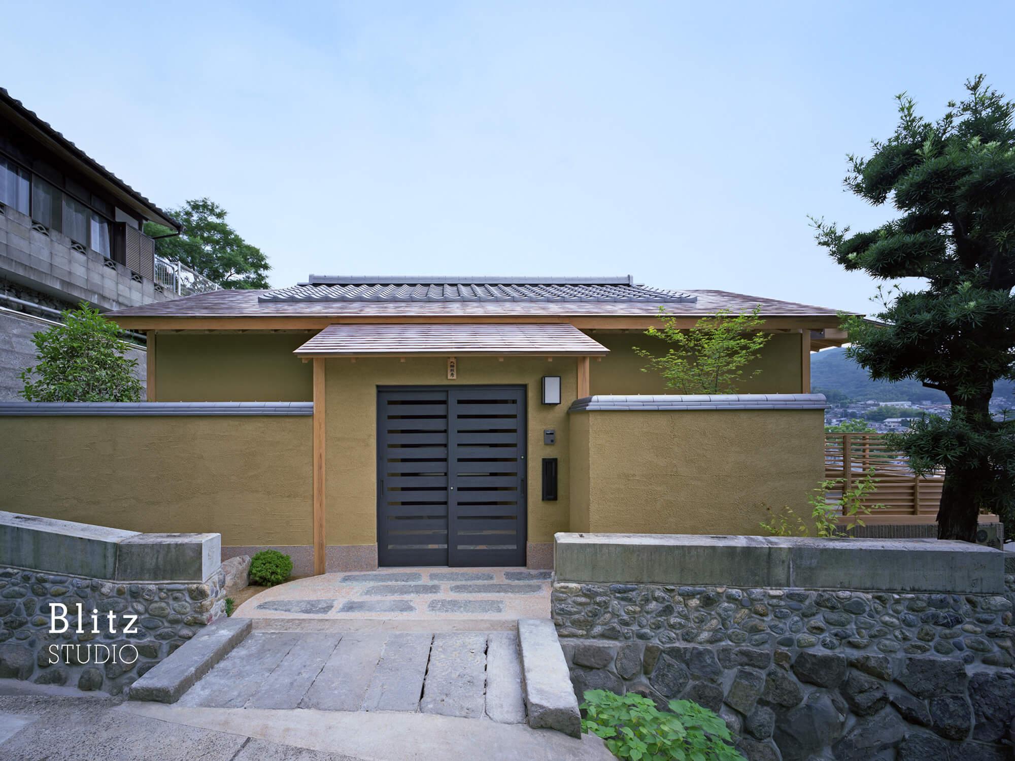 『諏訪神社職舎』-長崎県長崎市-建築写真・竣工写真・インテリア写真3