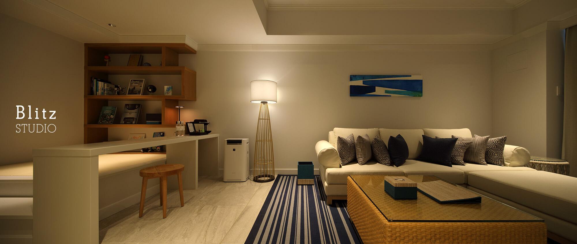 『HOTEL SHIGIRA MIRAGE BAYSIDE』建築写真・竣工写真・インテリア写真21