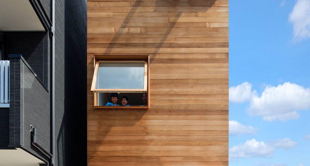 『神楽坂の家』-東京都新宿区-建築写真・竣工写真・インテリア写真