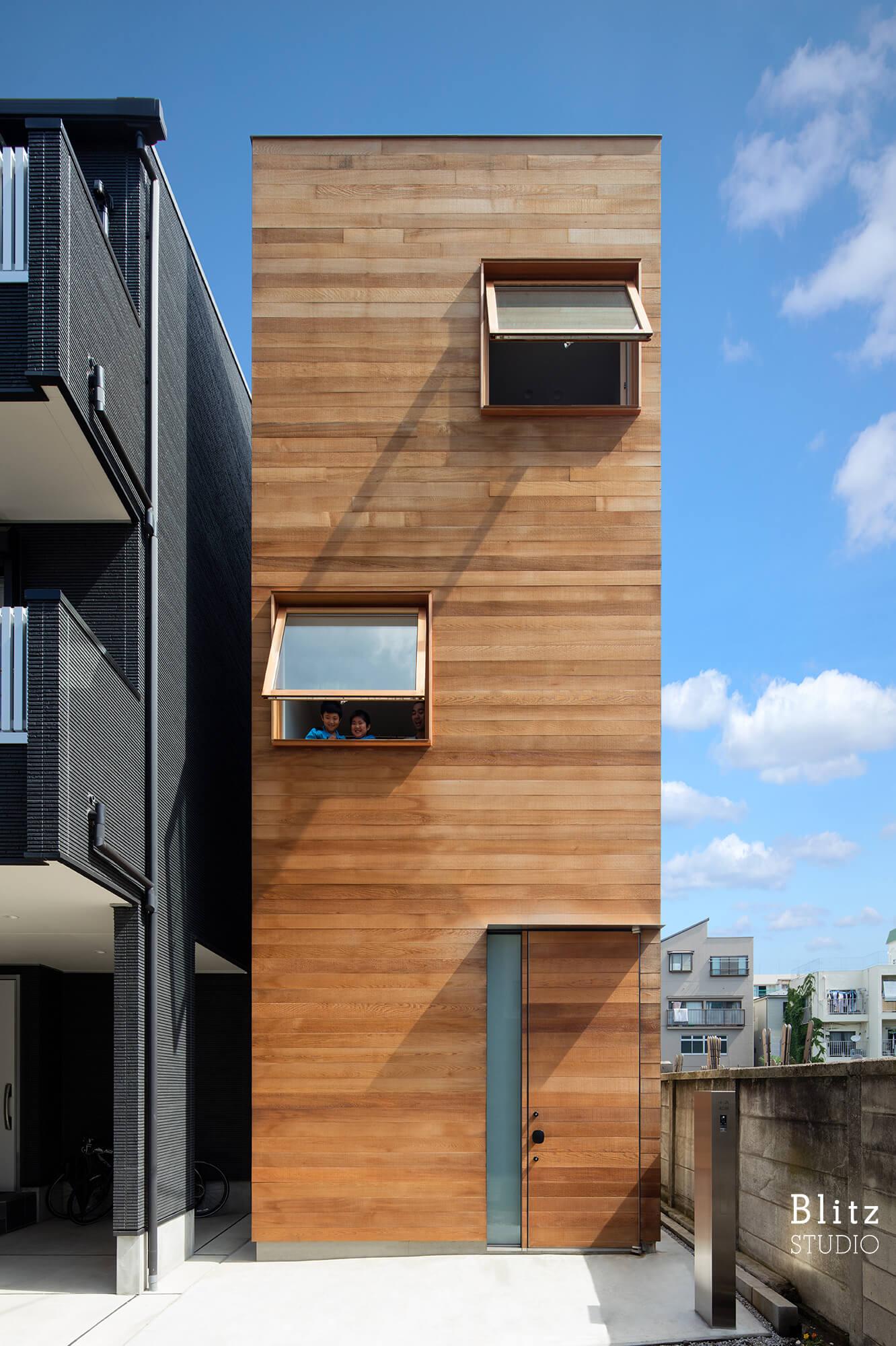 『神楽坂の家』-東京都新宿区-建築写真・竣工写真・インテリア写真3