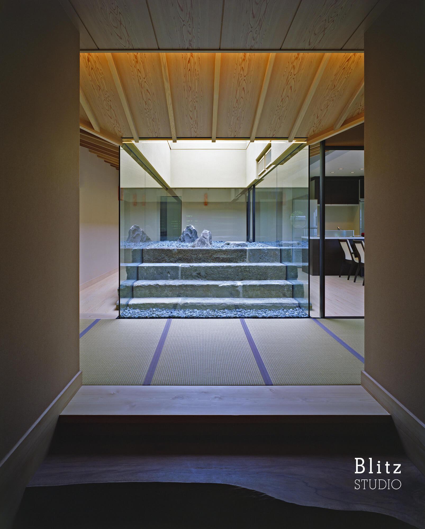 『諏訪神社職舎』-長崎県長崎市-建築写真・竣工写真・インテリア写真4