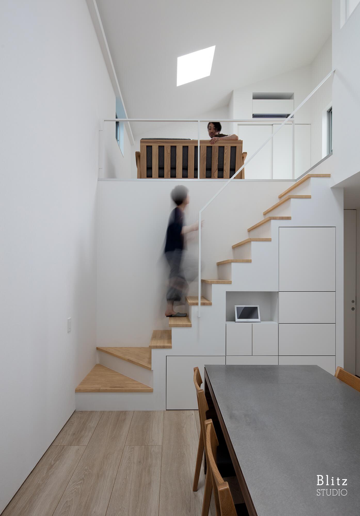 『目黒の家』-東京都目黒区-建築写真・竣工写真・インテリア写真4