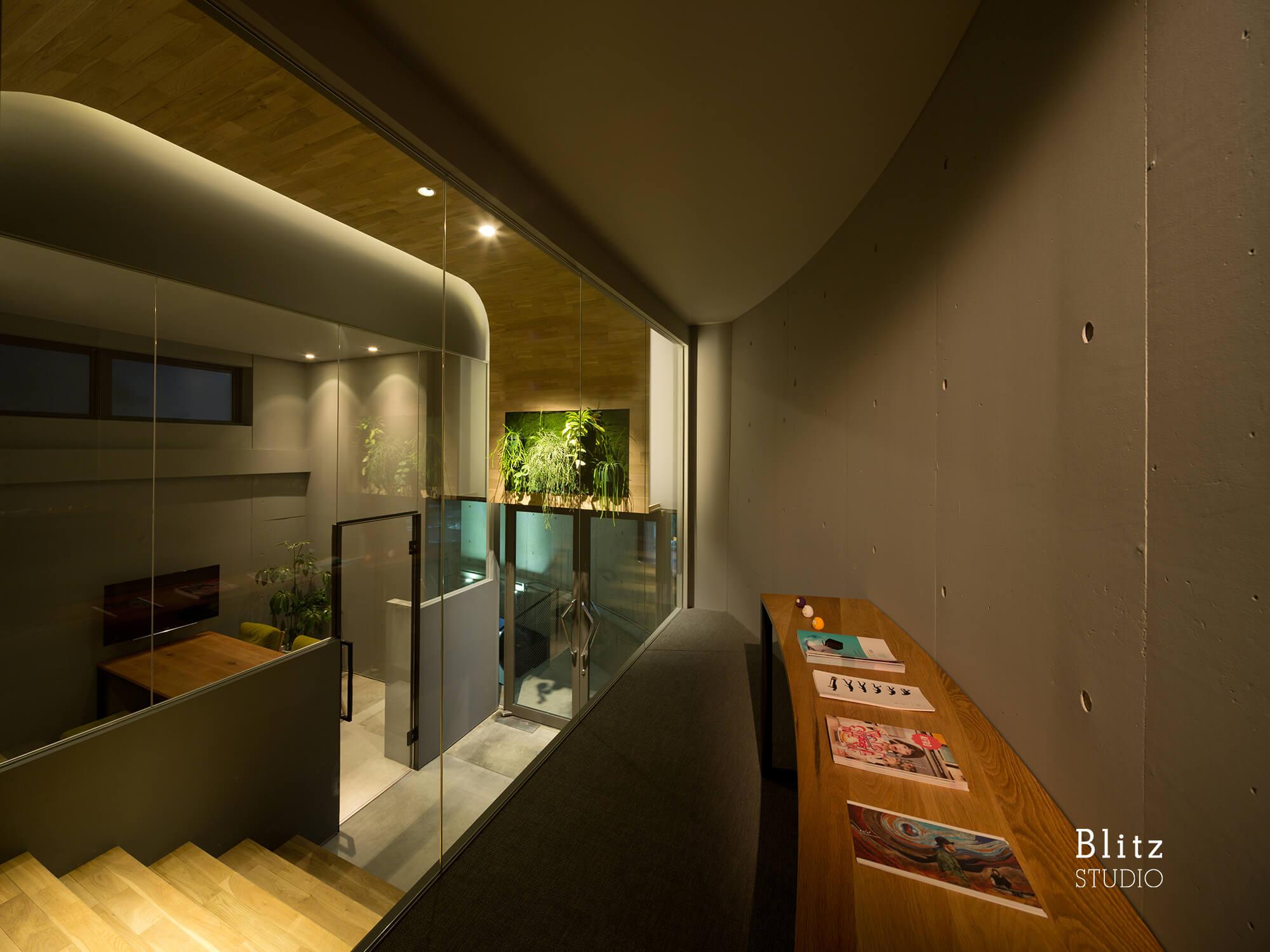 『INTEN』-福岡県福岡市-建築写真・竣工写真・インテリア写真4