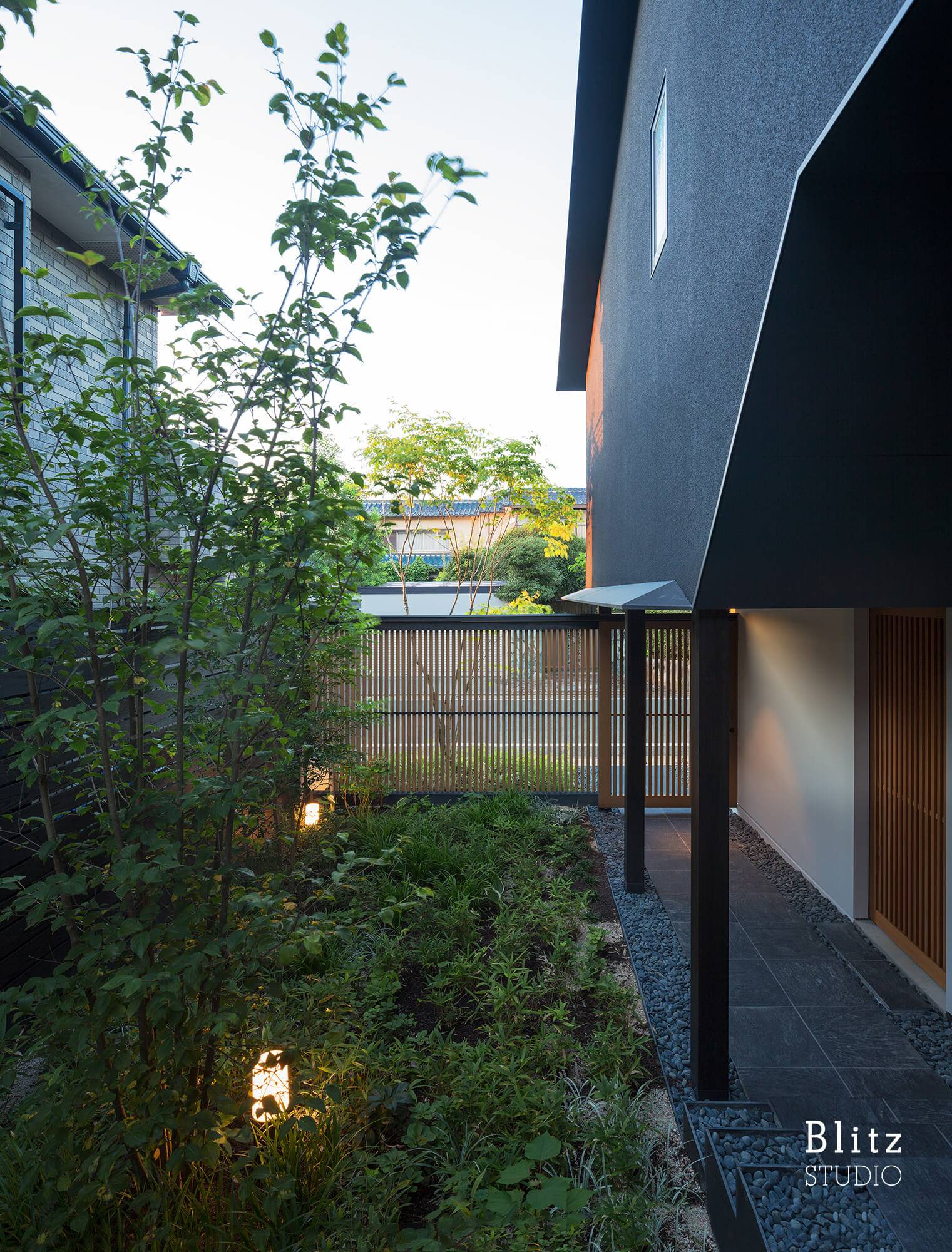 『観世音寺の家』-福岡県太宰府市-建築写真・竣工写真・インテリア写真4