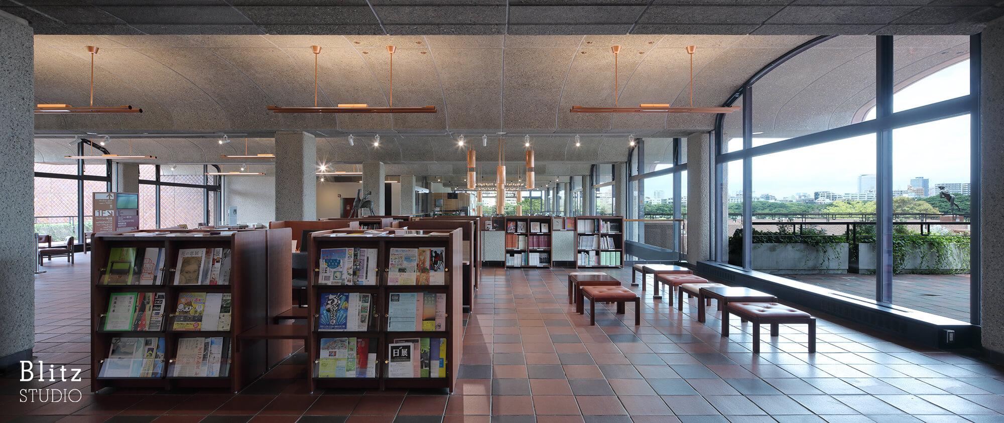 『福岡市美術館リニューアル』-福岡県福岡市-建築写真・竣工写真・インテリア写真4