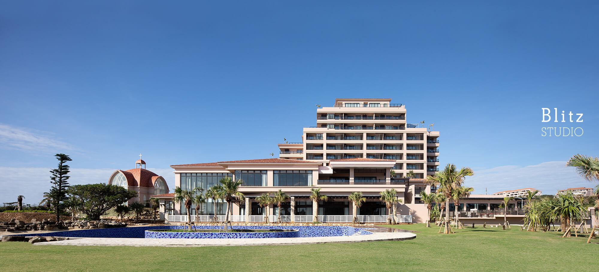 『HOTEL SHIGIRA MIRAGE BAYSIDE』-沖縄県宮古島市-建築写真・竣工写真・インテリア写真4