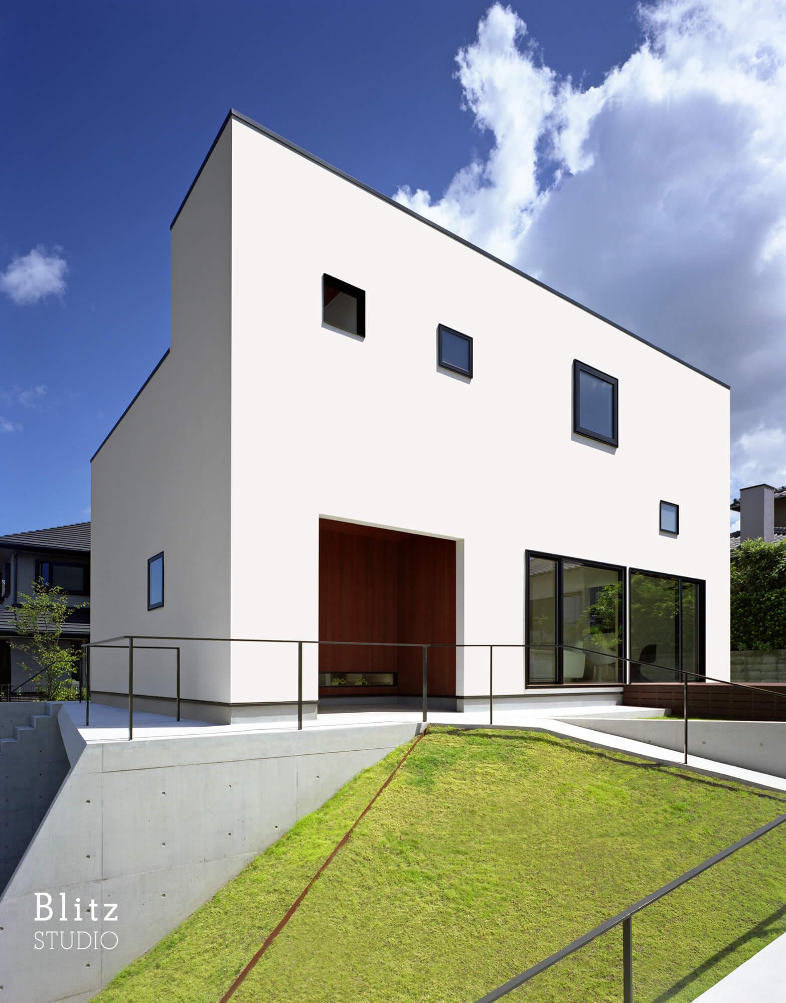 『美和台の家』-福岡県福岡市-建築写真・竣工写真・インテリア写真4