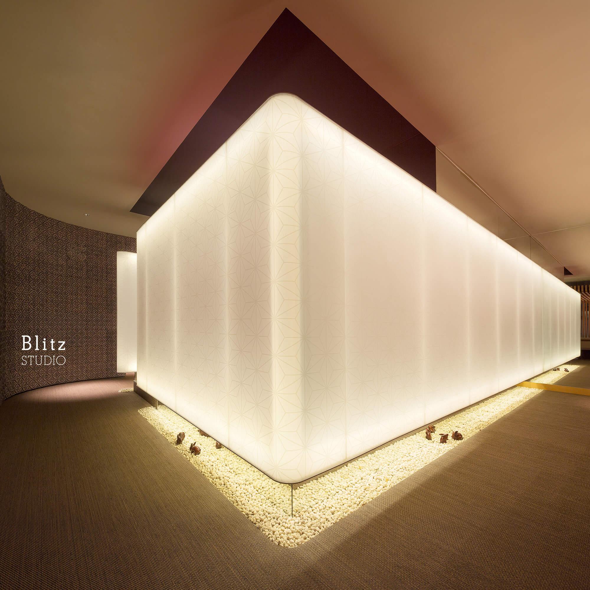 『ダイニングレストラン つきみち』-福岡県福岡市-建築写真・竣工写真・インテリア写真5