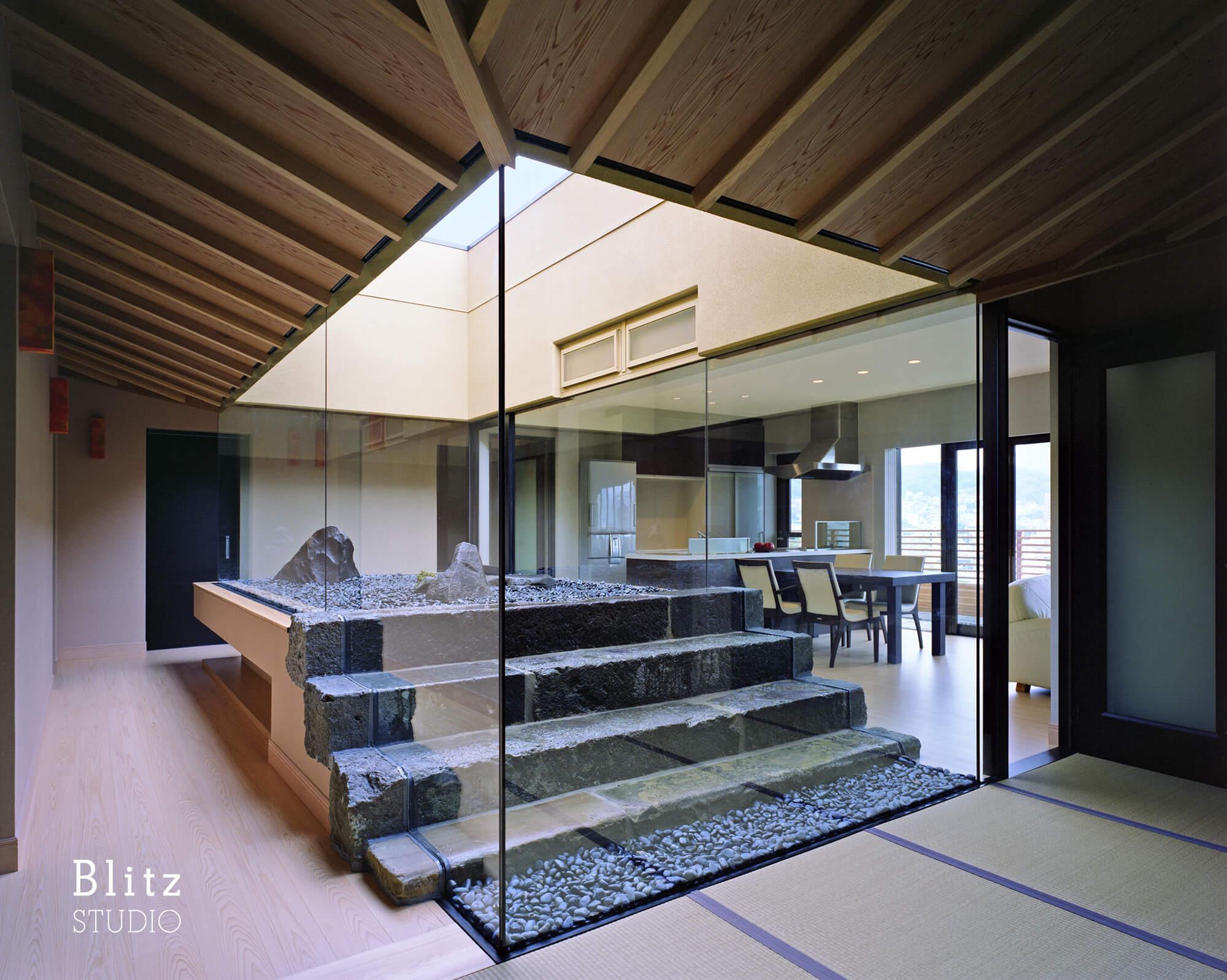 『諏訪神社職舎』建築写真・竣工写真・インテリア写真6