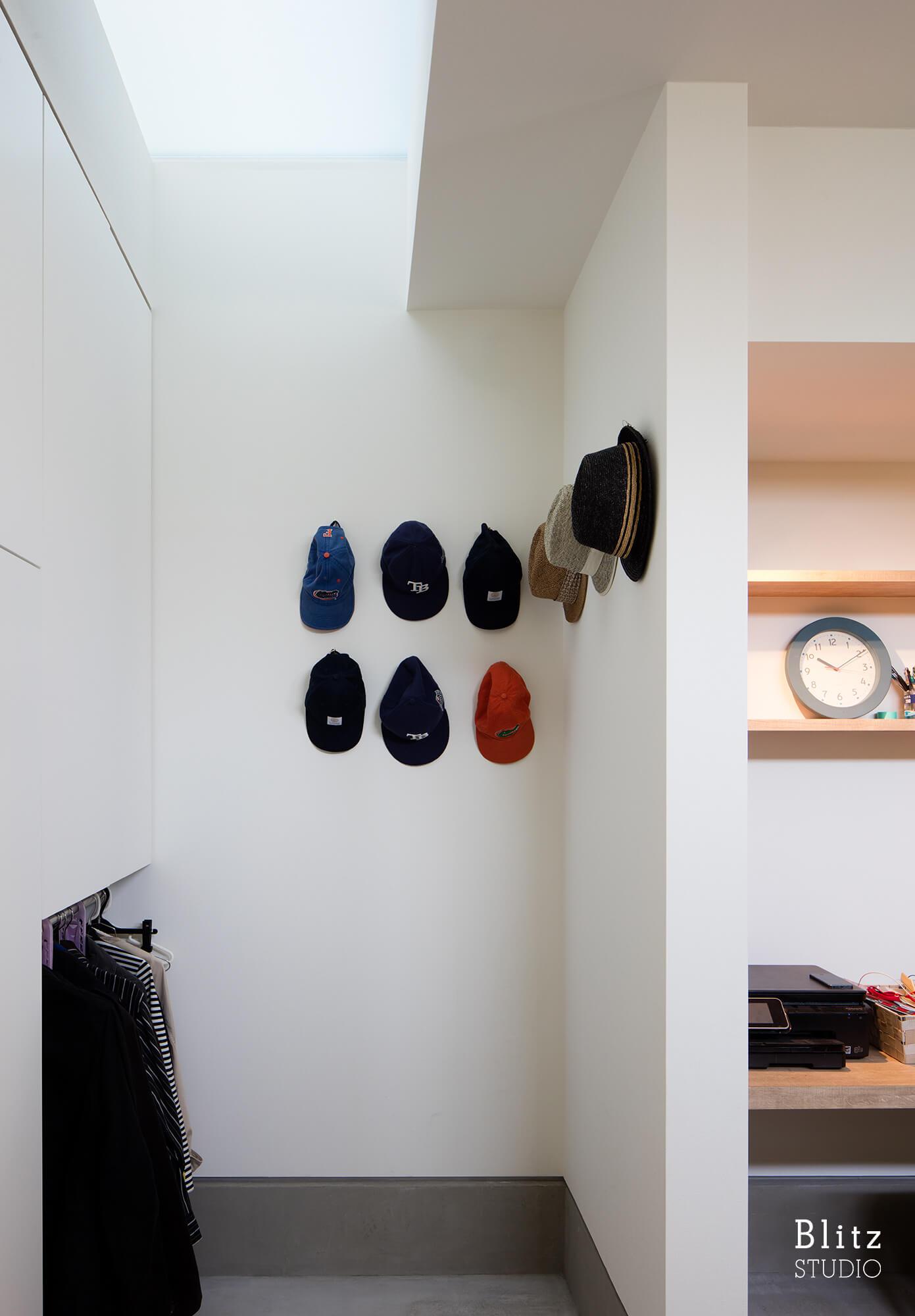 『神楽坂の家』建築写真・竣工写真・インテリア写真6