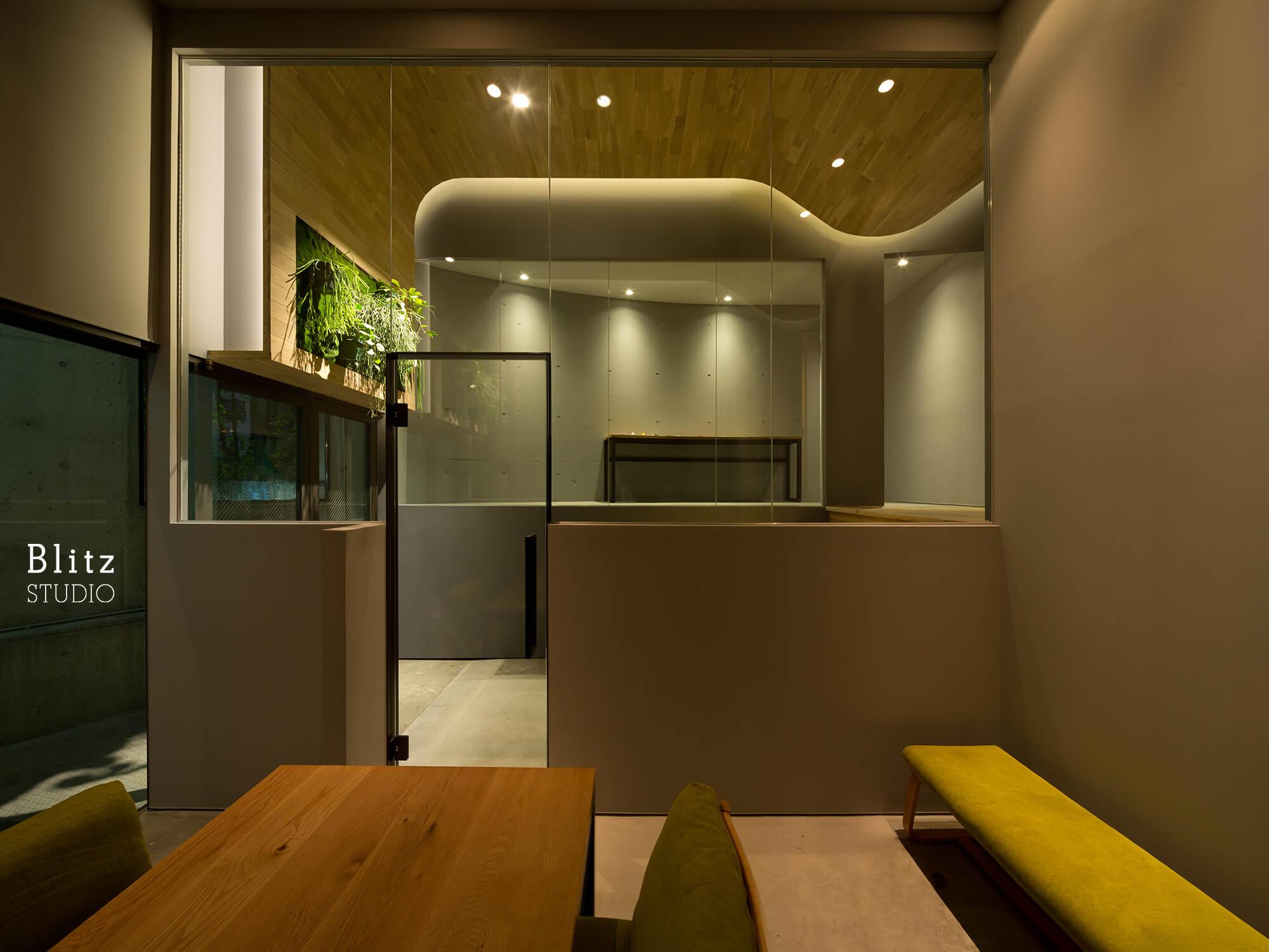 『INTEN』-福岡県福岡市-建築写真・竣工写真・インテリア写真5