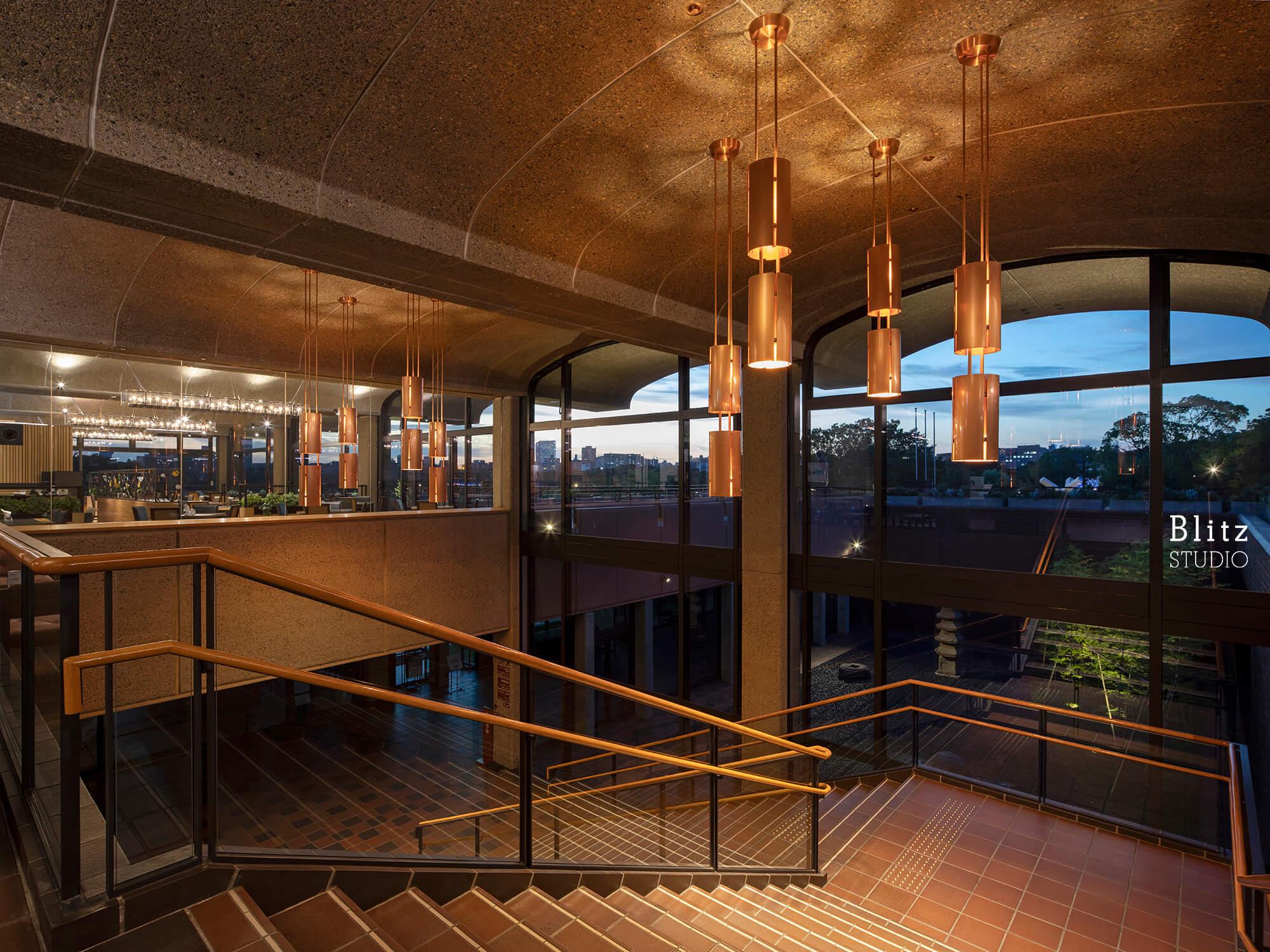 『福岡市美術館リニューアル』建築写真・竣工写真・インテリア写真6