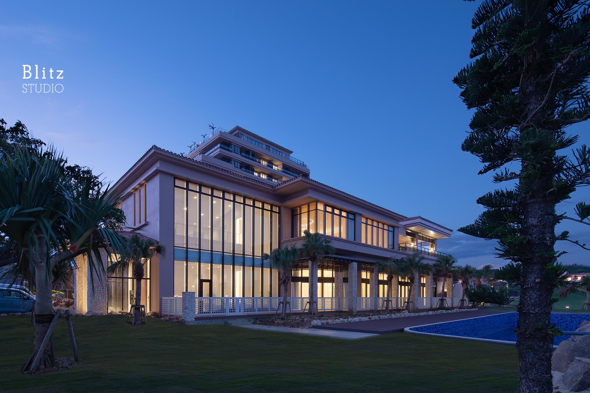 『HOTEL SHIGIRA MIRAGE BAYSIDE』建築写真・竣工写真・インテリア写真6