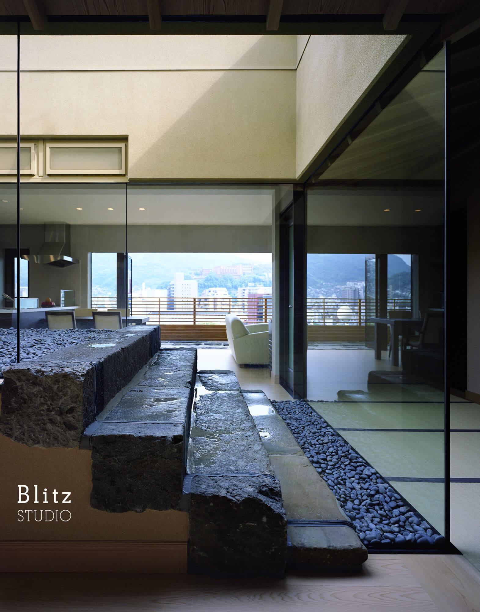 『諏訪神社職舎』建築写真・竣工写真・インテリア写真7