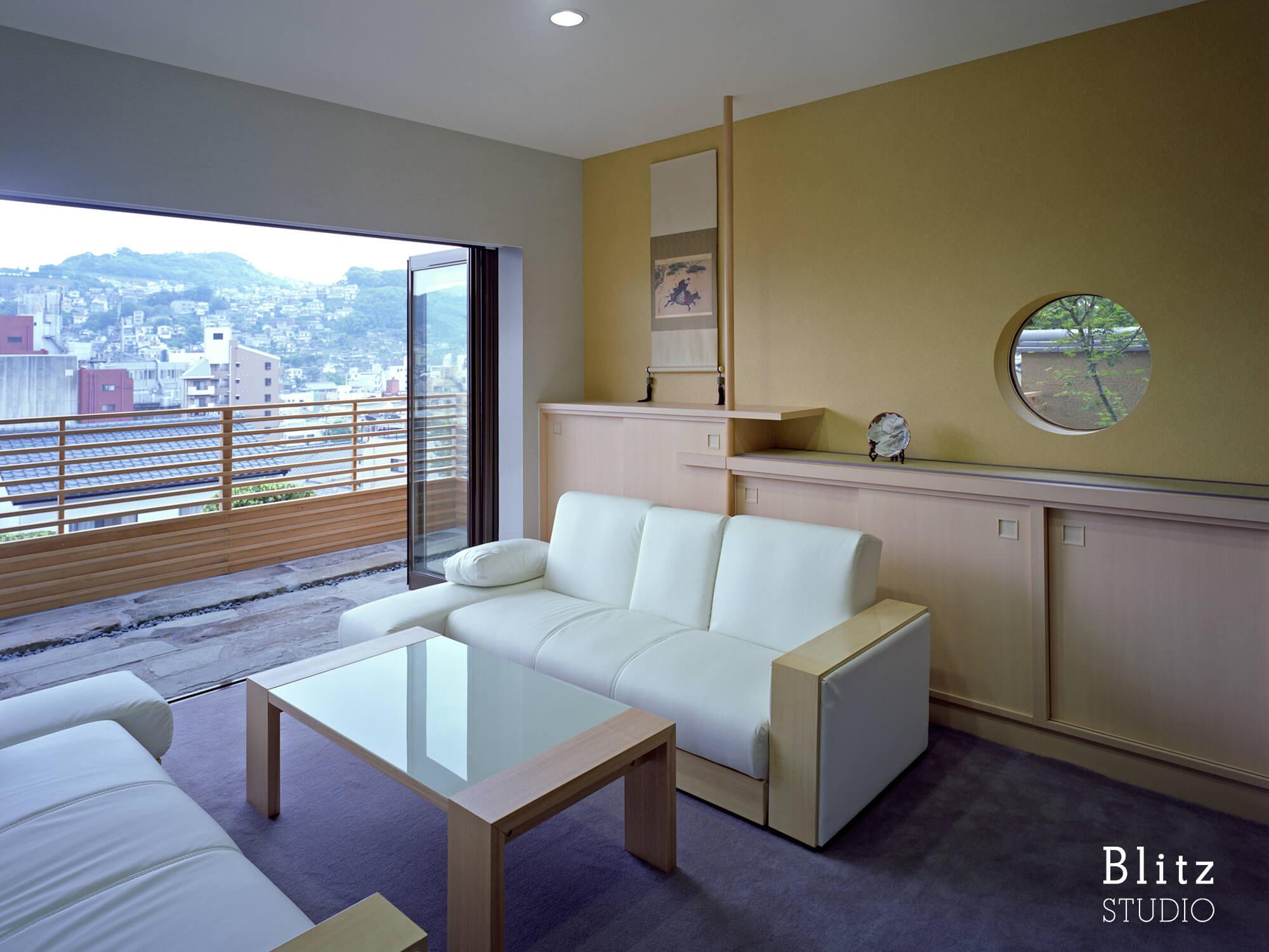 『諏訪神社職舎』建築写真・竣工写真・インテリア写真8