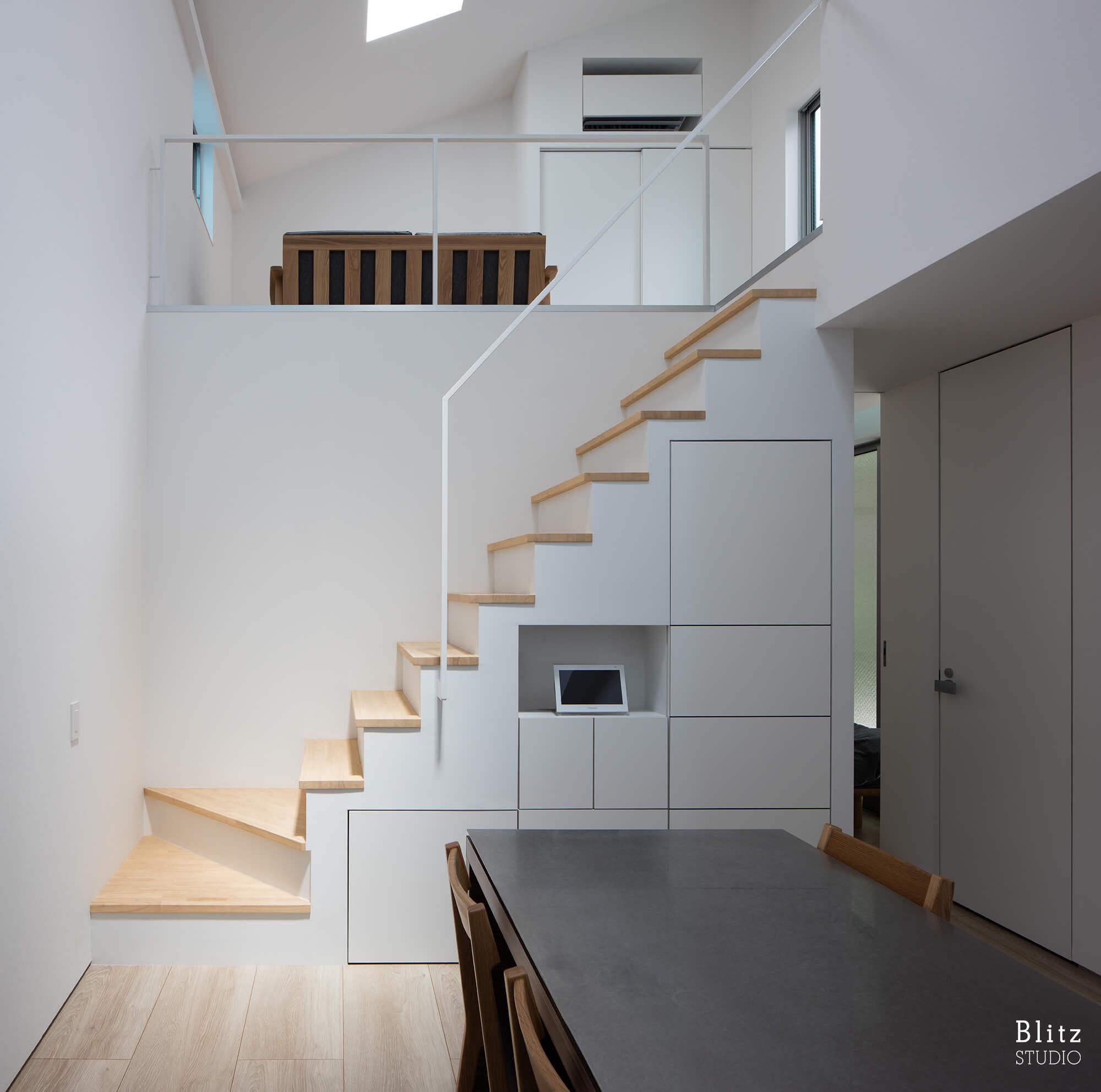 『目黒の家』建築写真・竣工写真・インテリア写真7