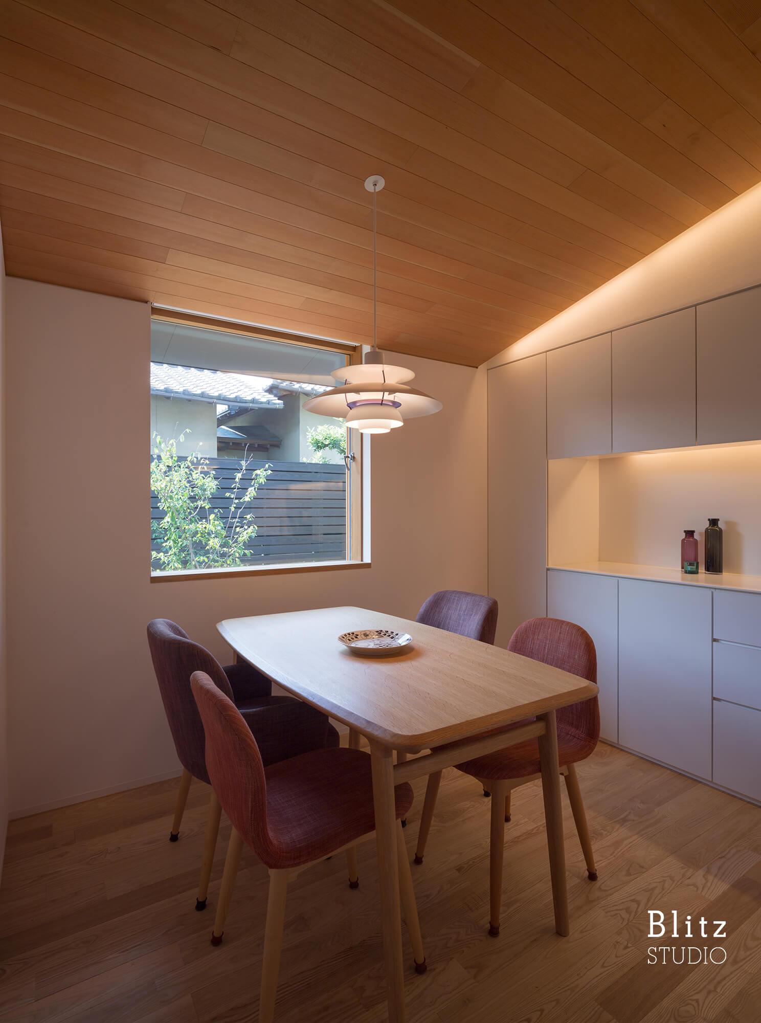 『観世音寺の家』建築写真・竣工写真・インテリア写真8