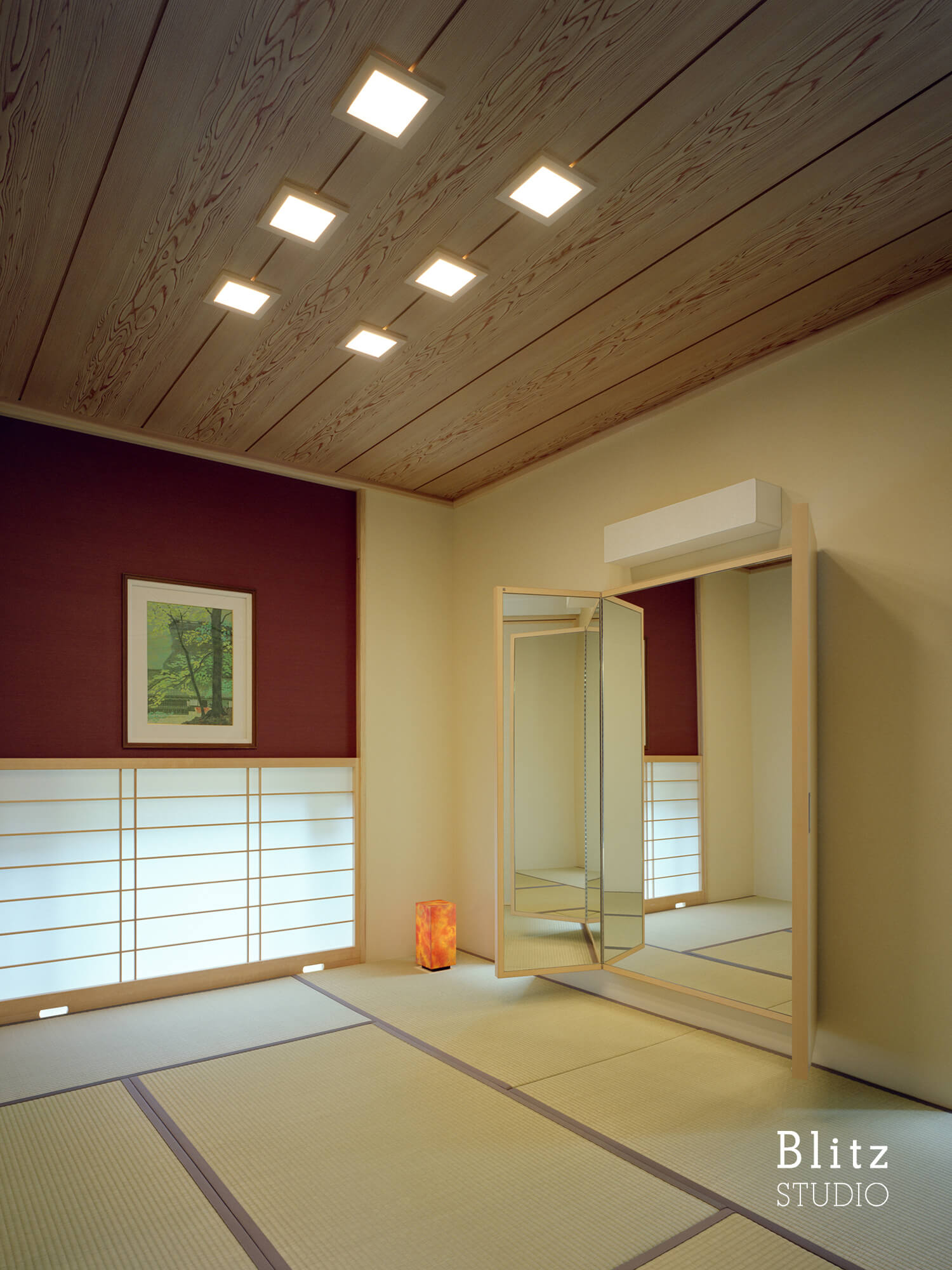 『諏訪神社職舎』建築写真・竣工写真・インテリア写真9