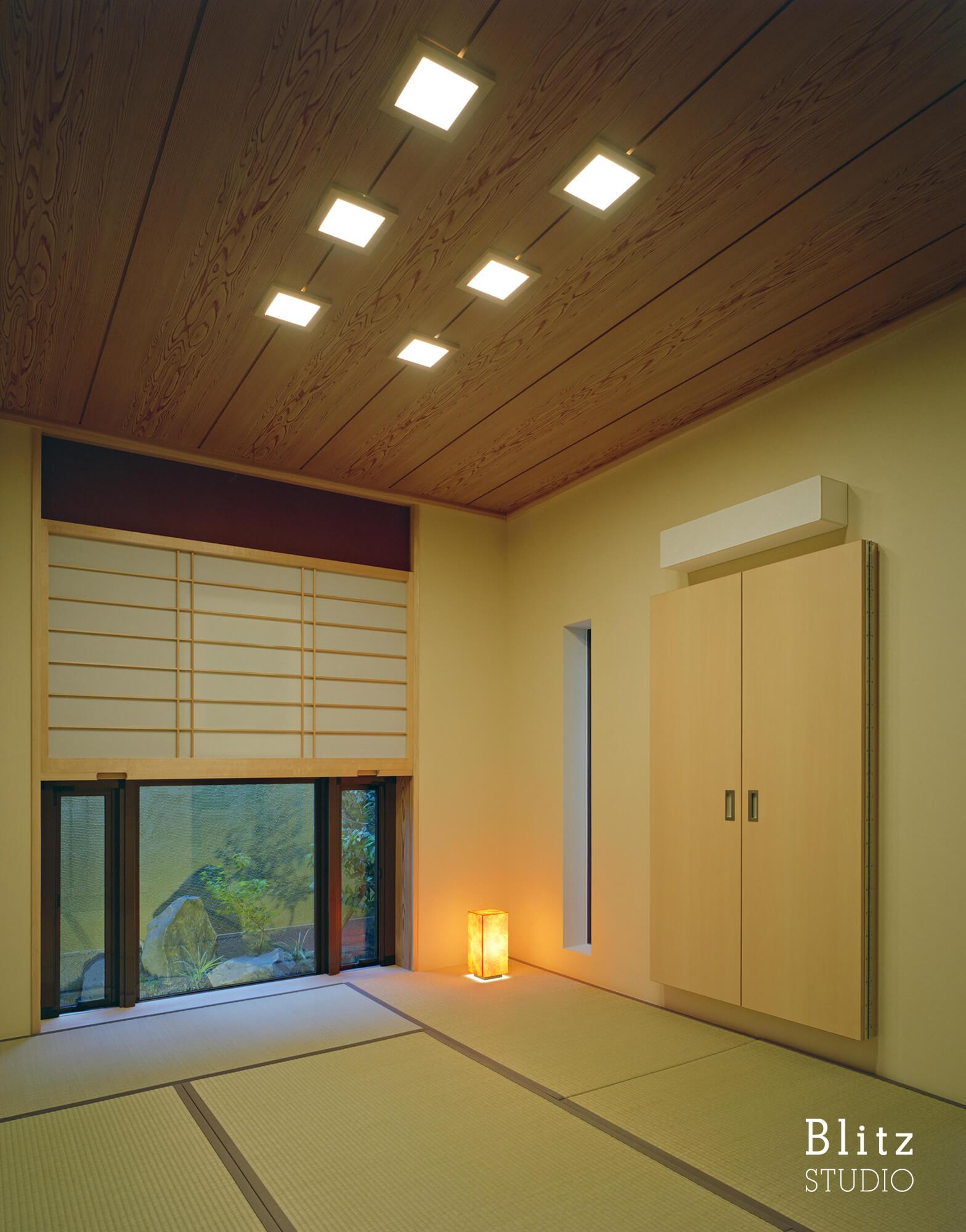 『諏訪神社職舎』建築写真・竣工写真・インテリア写真10