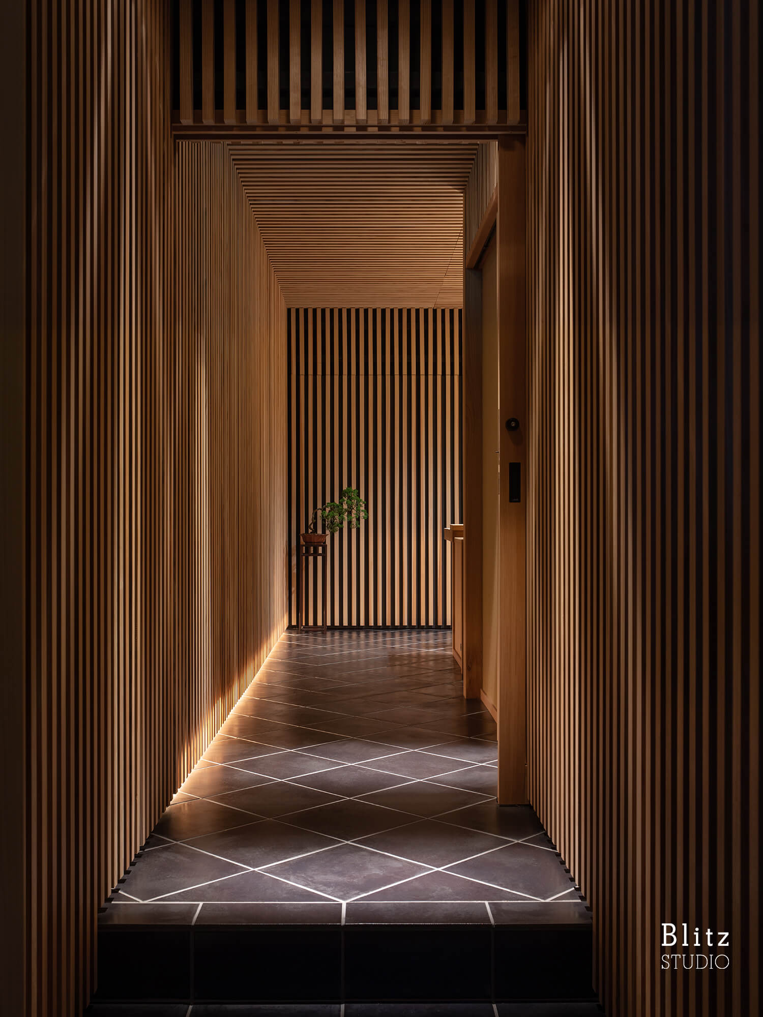 『割烹すし のりを』-福岡県福岡市-建築写真・竣工写真・インテリア写真2